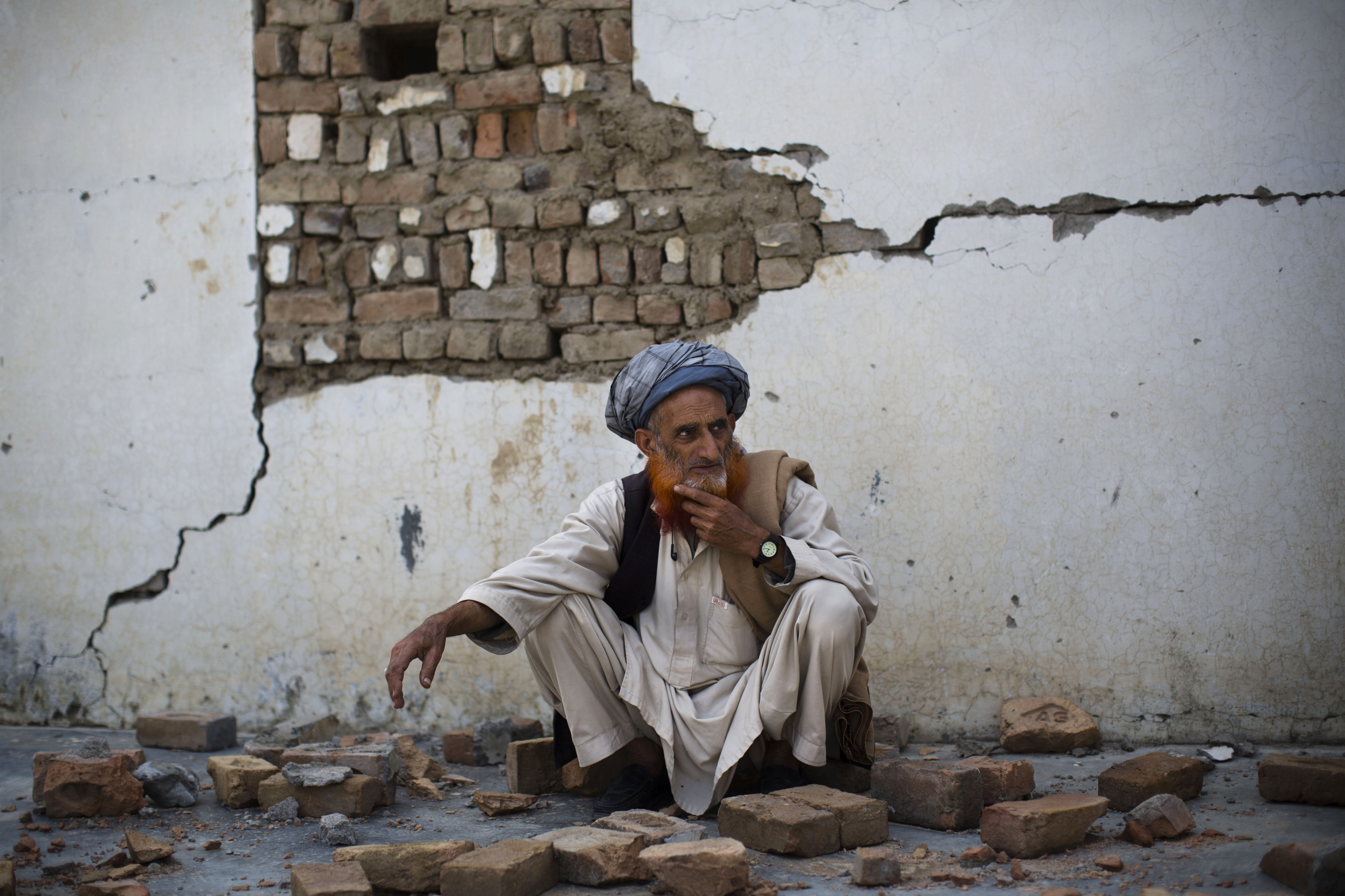 No country for old men, or women: Afghanistan