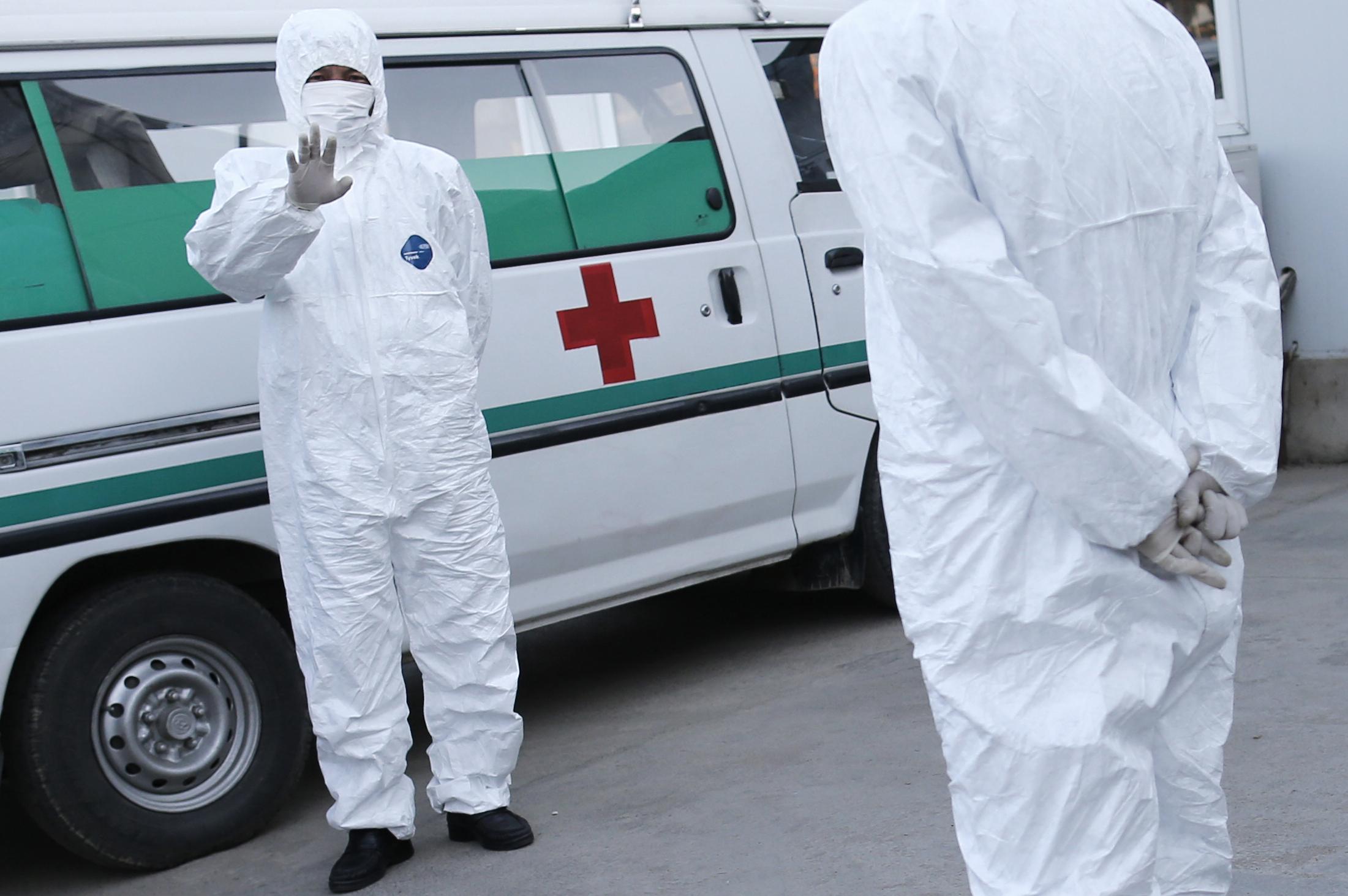 N. Korea imposes Ebola quarantine