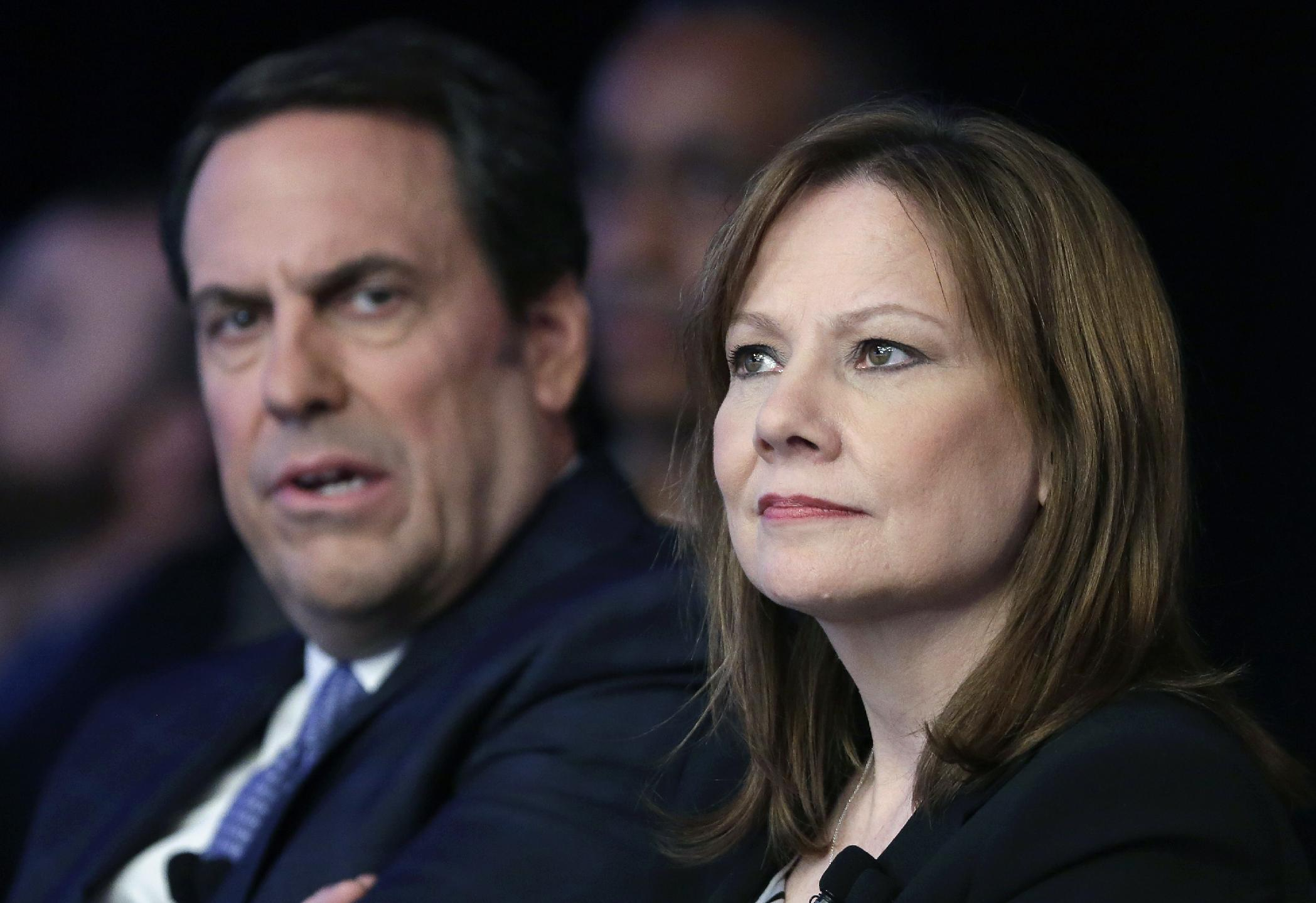 Before recalls, safety was low in GM hierarchy (AP Photo/Mark Lennihan, File)