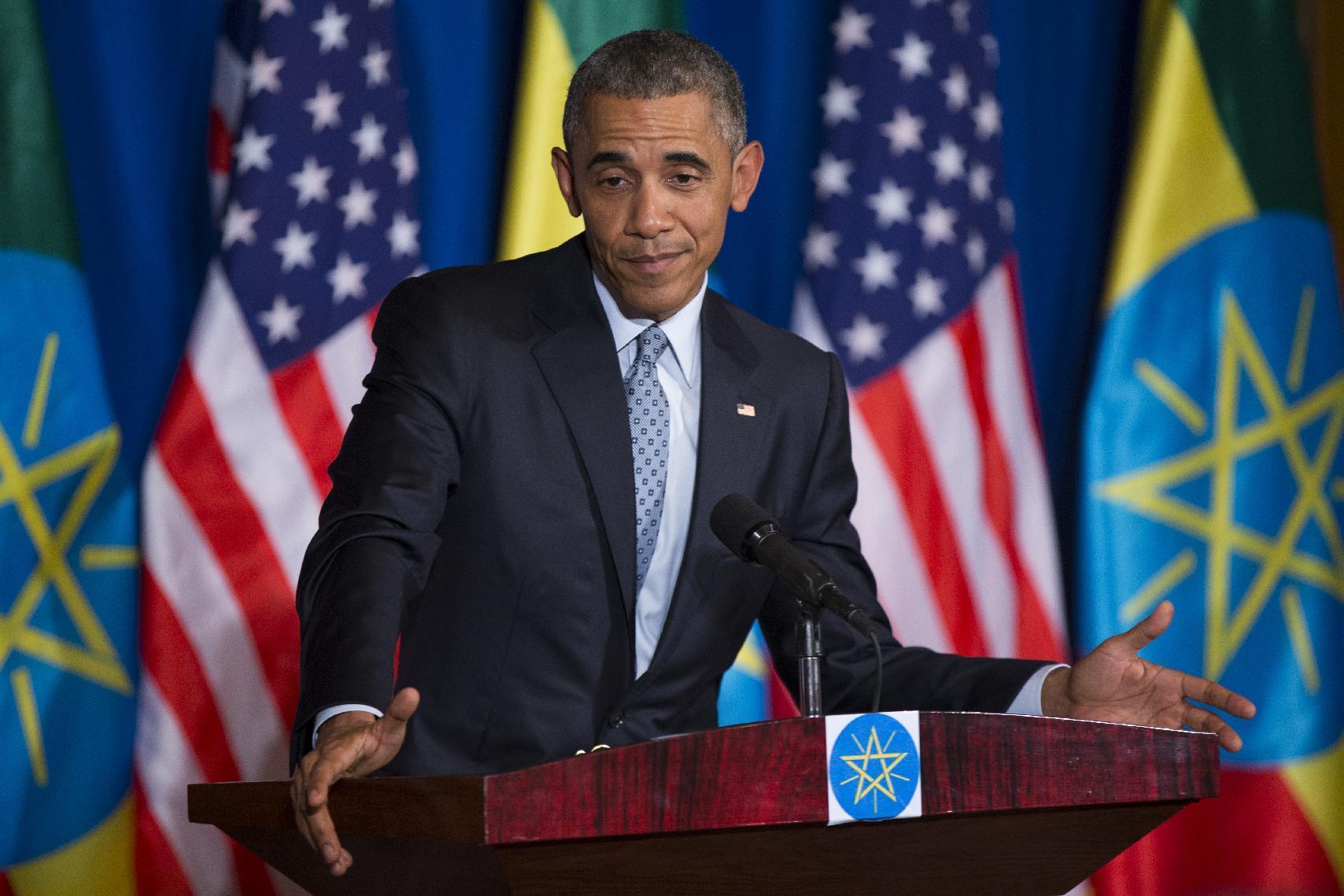 Obama calls GOP criticism of Iran deal 'ridiculous,' 'sad'