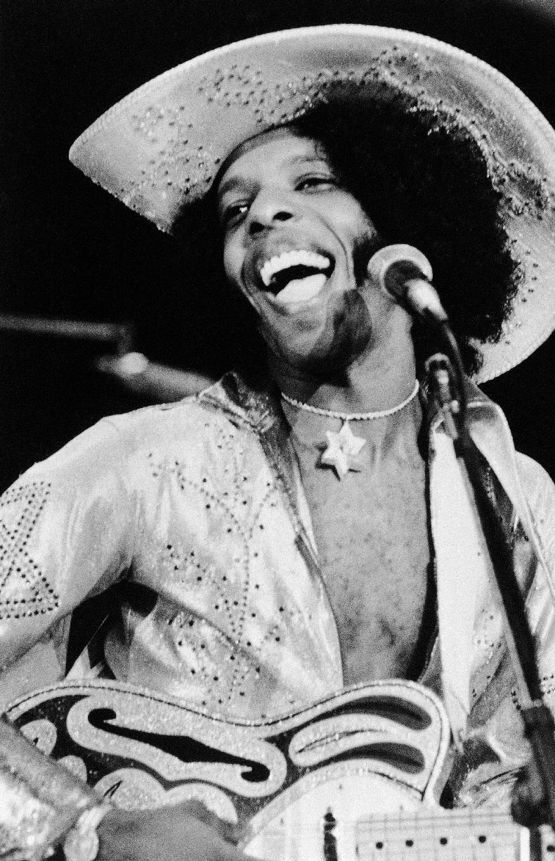 LA jury awards $5 million to funk legend Sly Stone