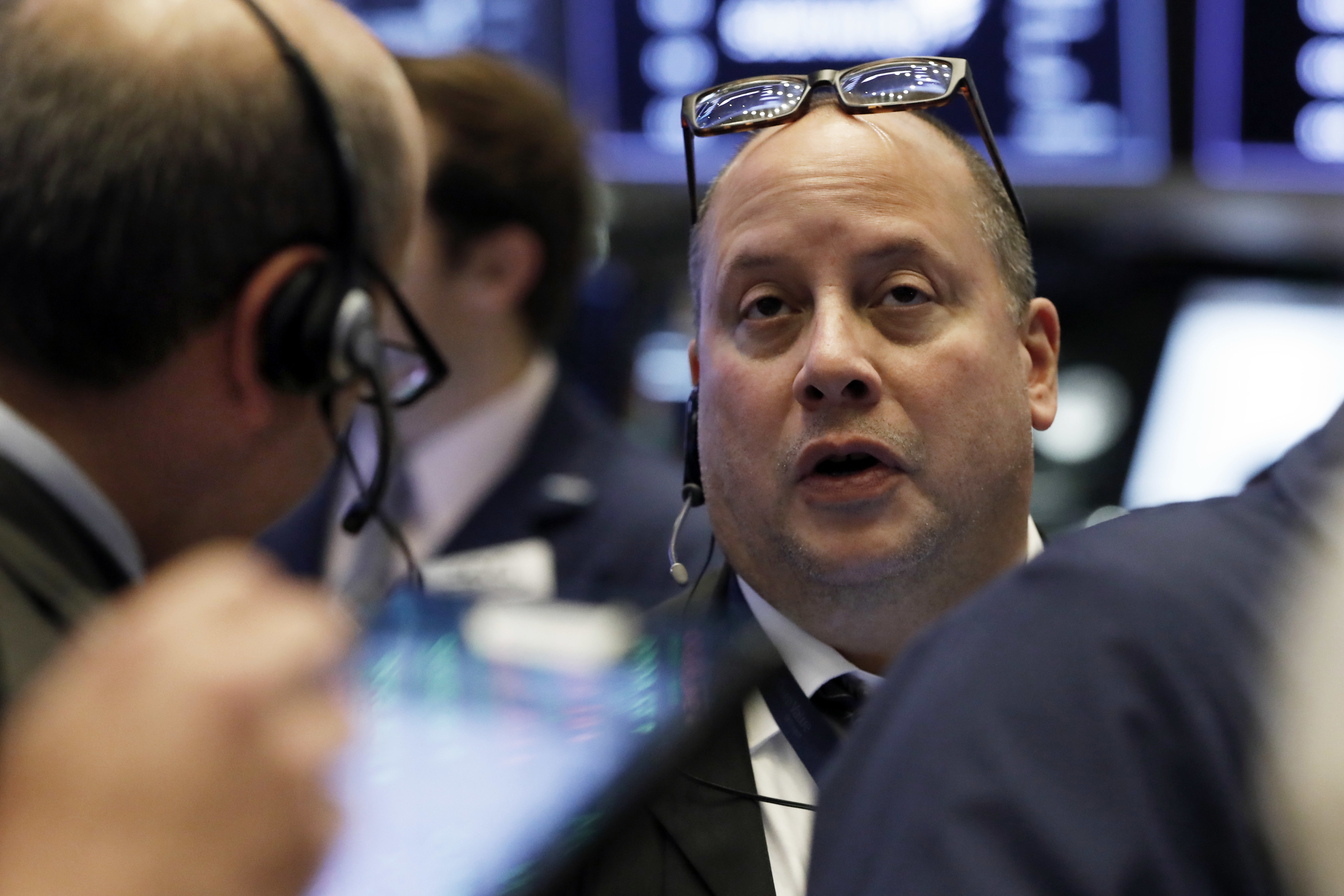 Markets Right Now: US stock indexes end a bumpy week mixed