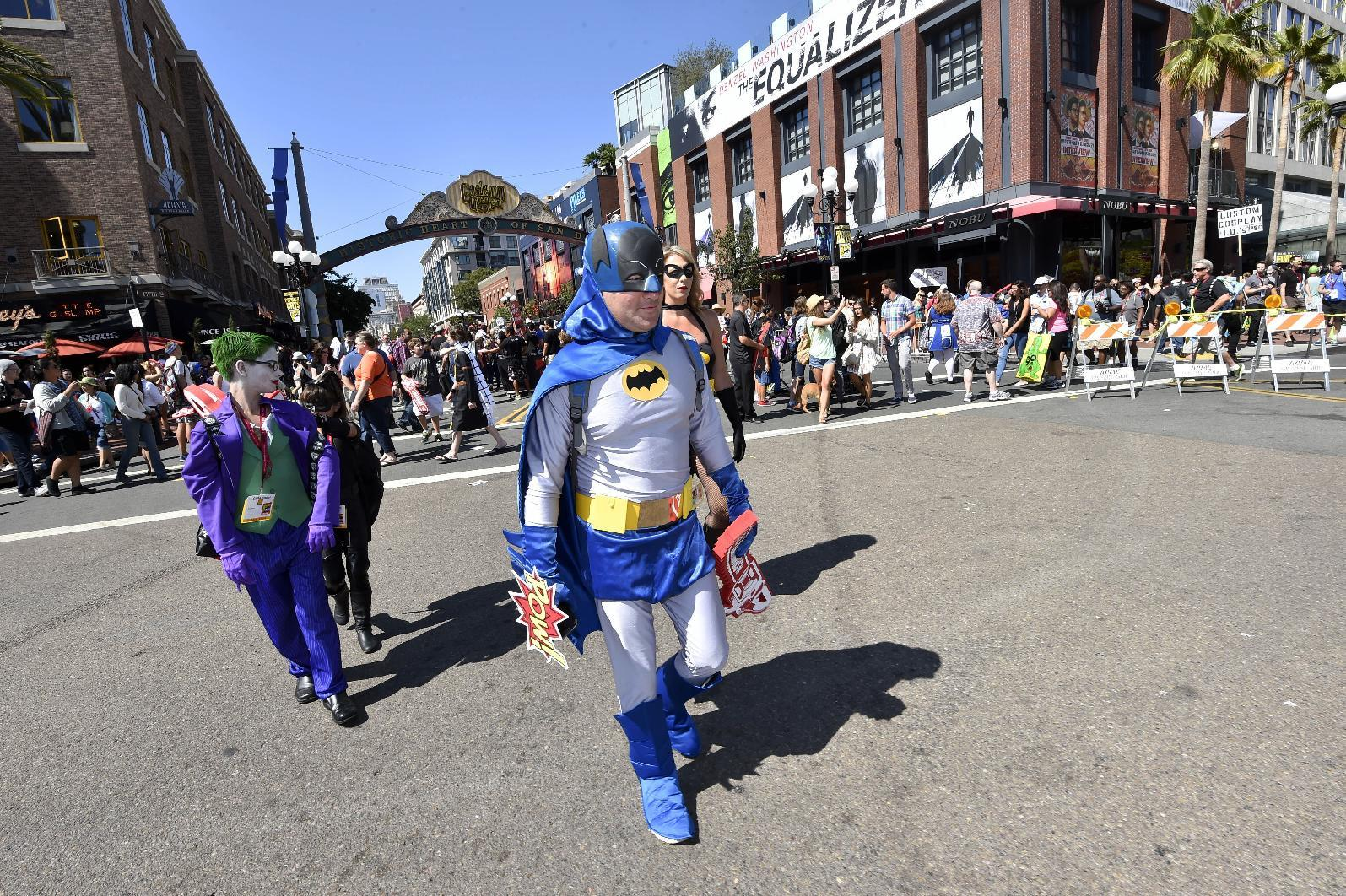 Mayor: San Diego to keep Comic-Con in town through 2018