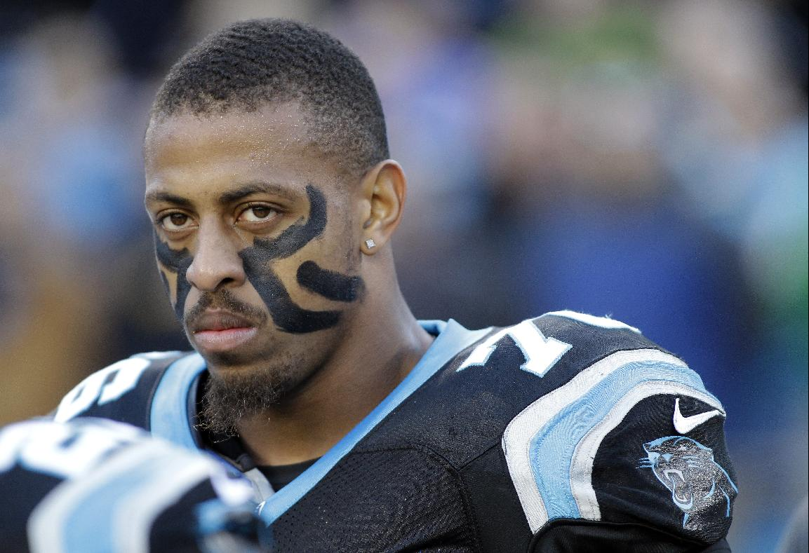 Panthers remove Hardy from active roster