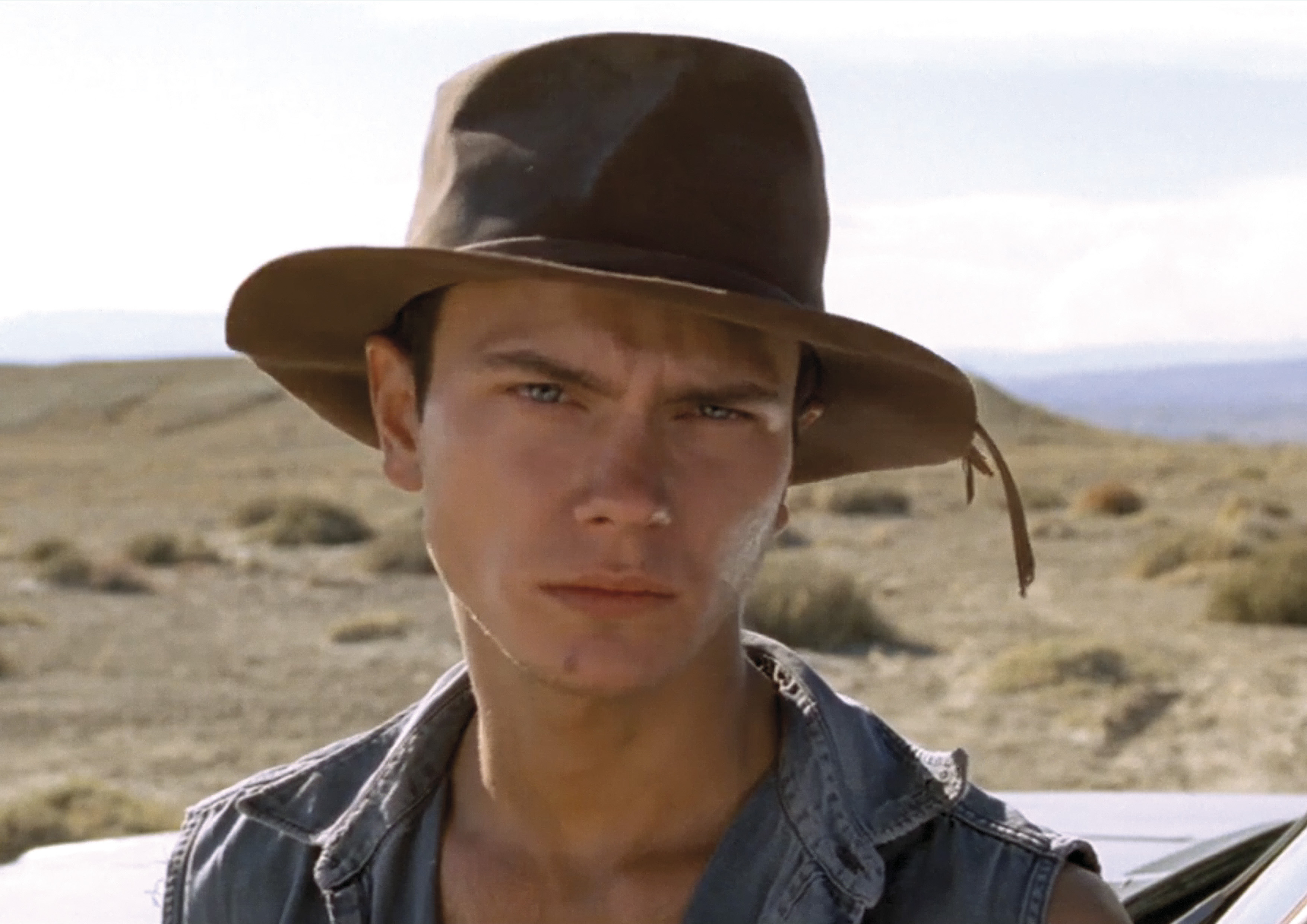 River Phoenix in 'Dark Blood' (Photo: AP/Miami International Film Festival)