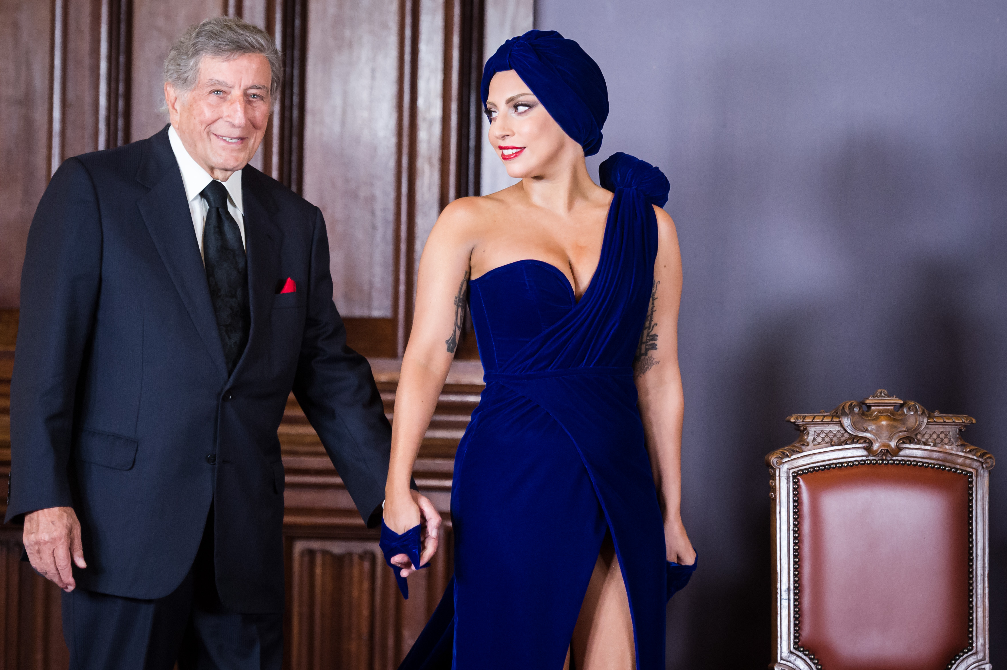Lady Gaga, Tony Bennett among duets set for Grammy Awards