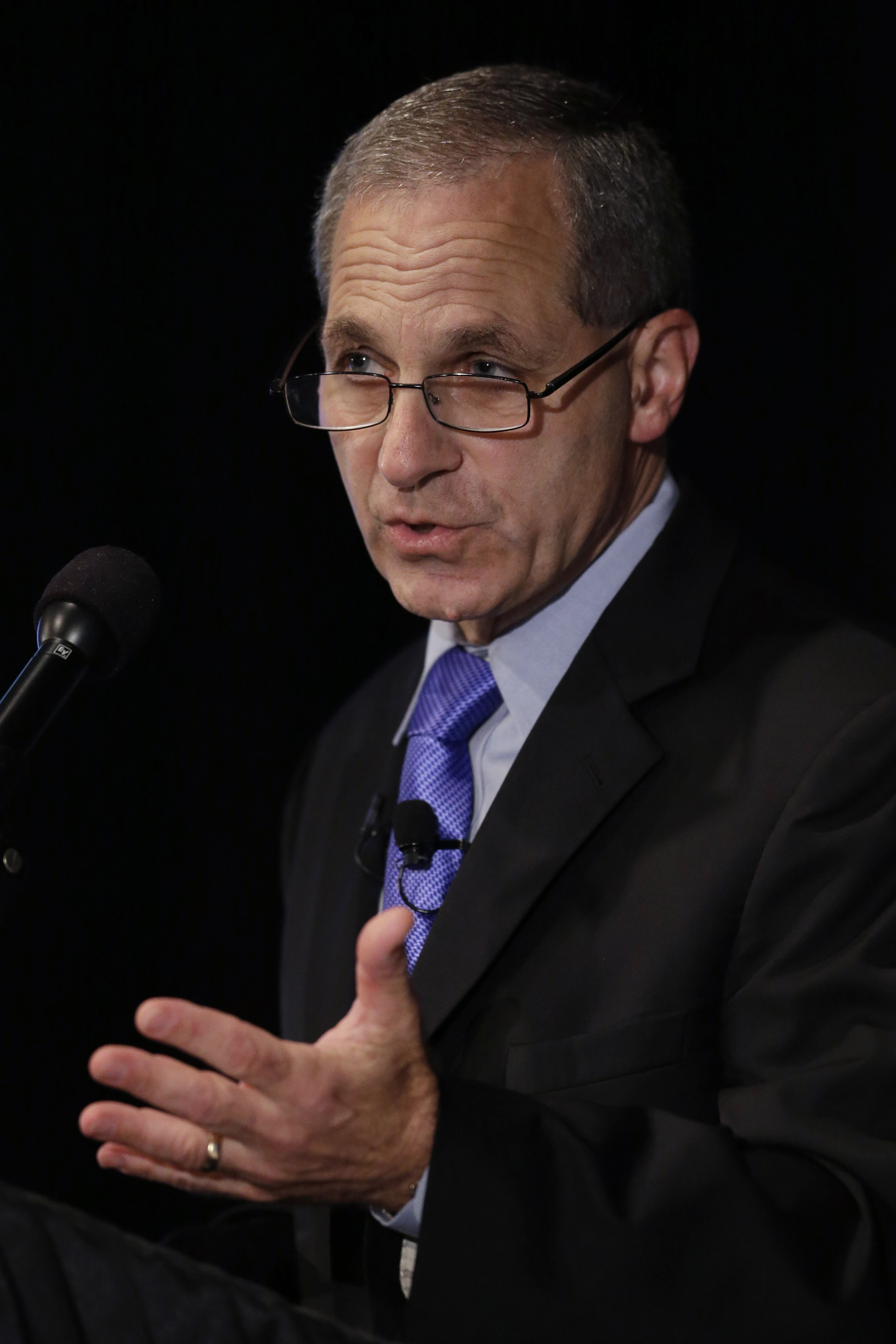 After an eight-month inquiry, Louis Freeh's firm produced a 267-page report. (AP)