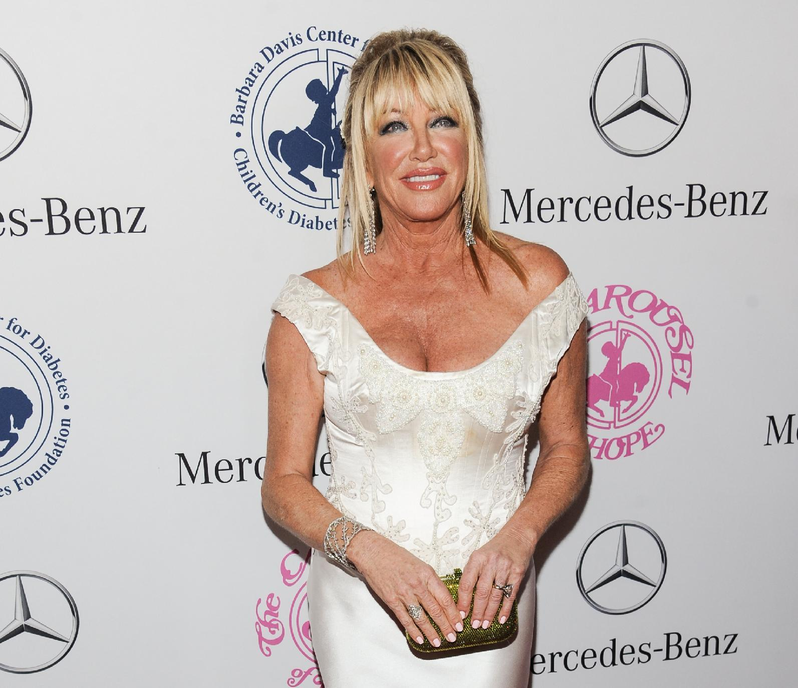 Suzanne Somers brings musical nightclub act to Las Vegas