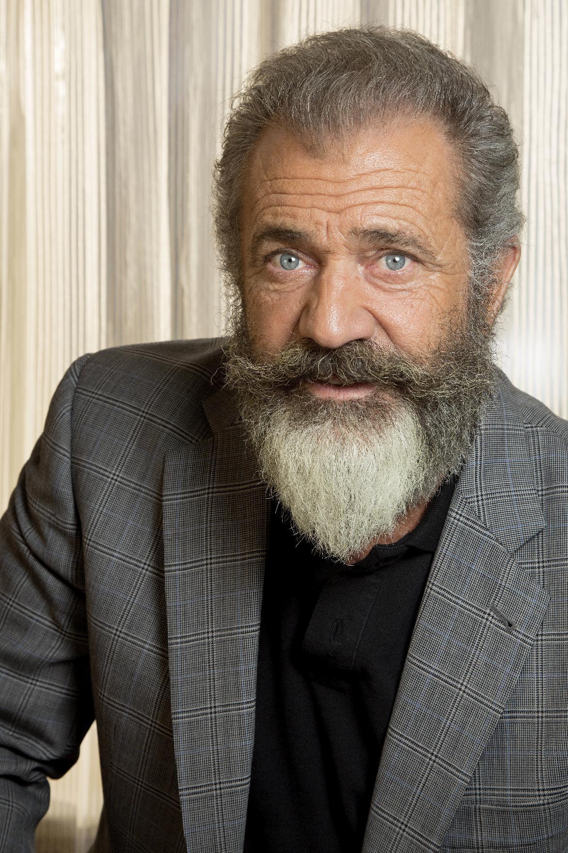 Comeback complete? Mel Gibson gets an Oscar nod