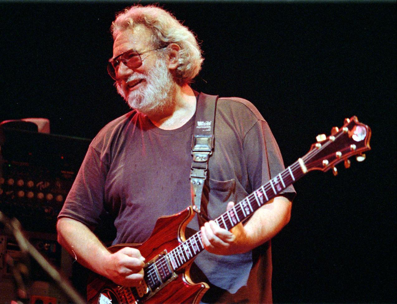 Deadheads get a new way to add Garcia to their social media