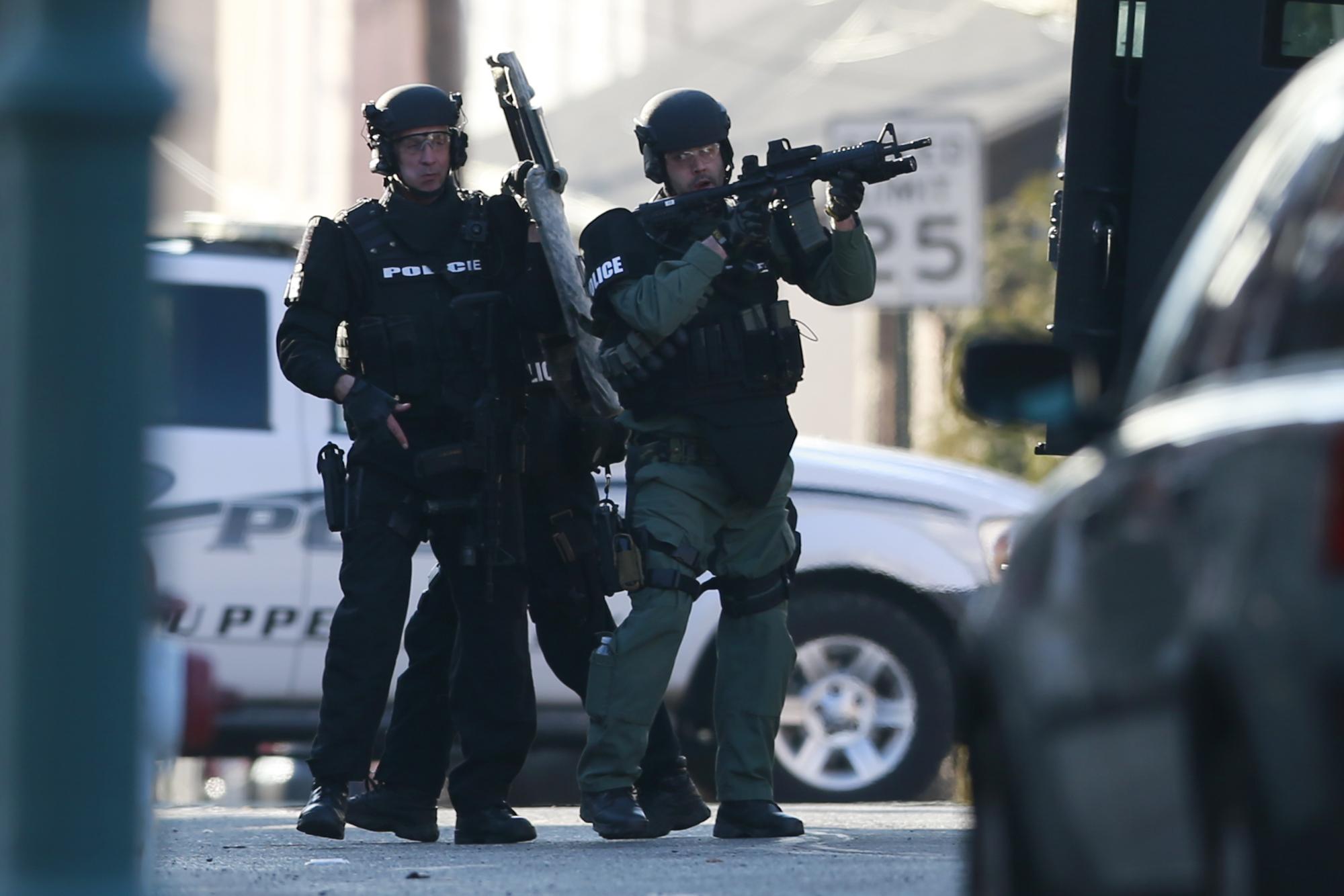 Suspect in six Pennsylvania killings is target of manhunt