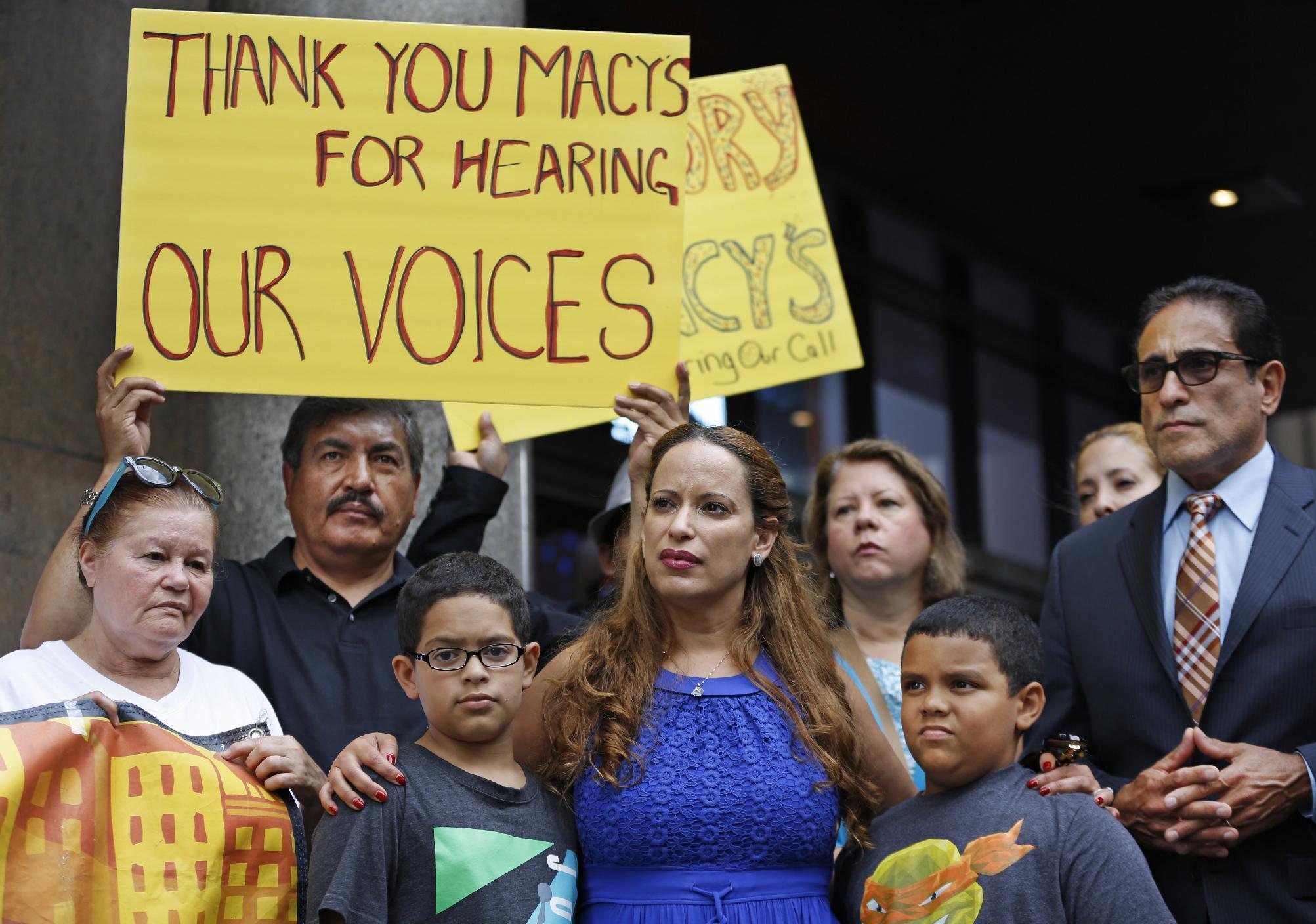 Hispanic leaders say Republican Party must condemn Trump