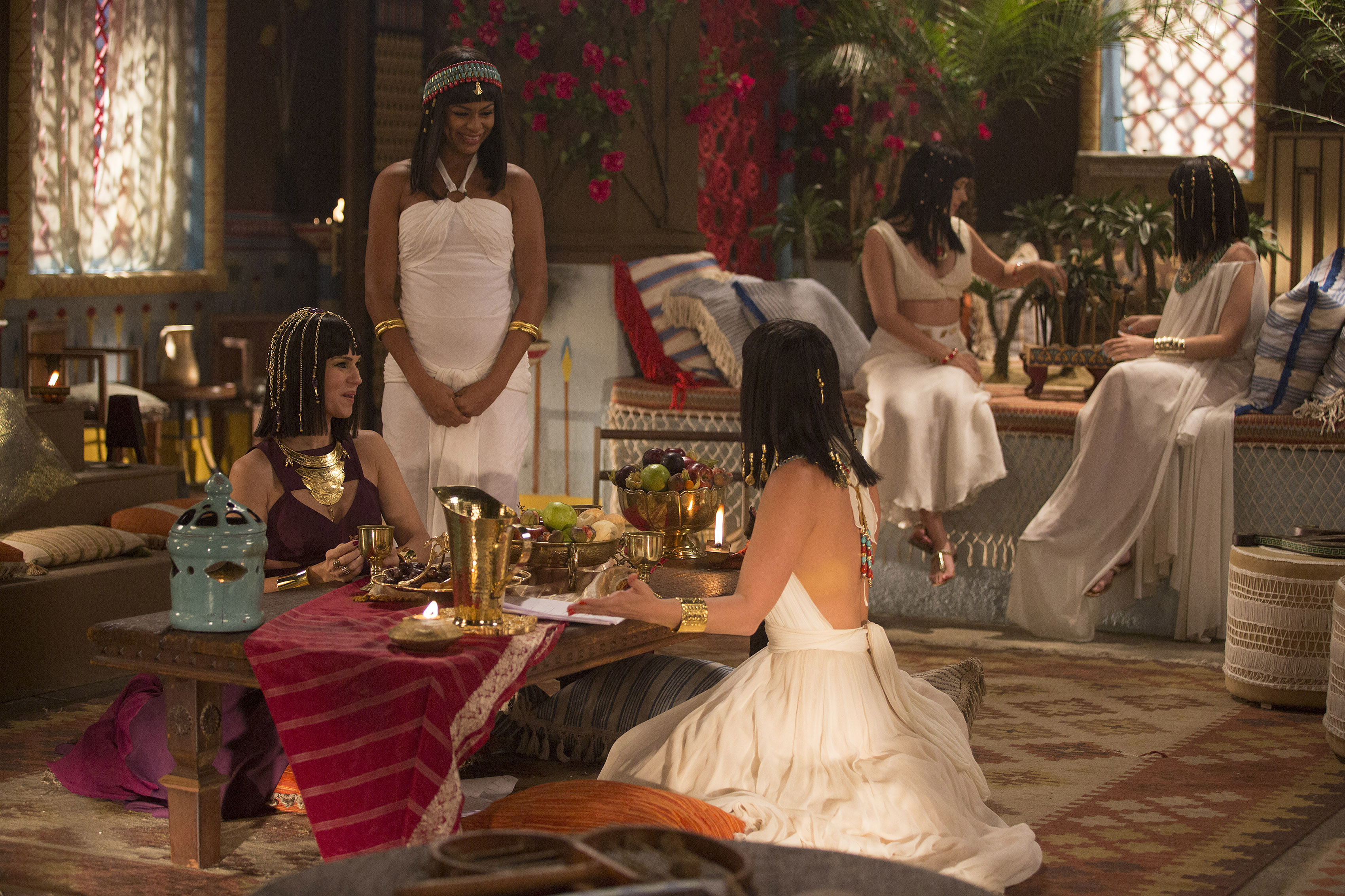 Biblical soap opera enjoying ungodly success in Brazil