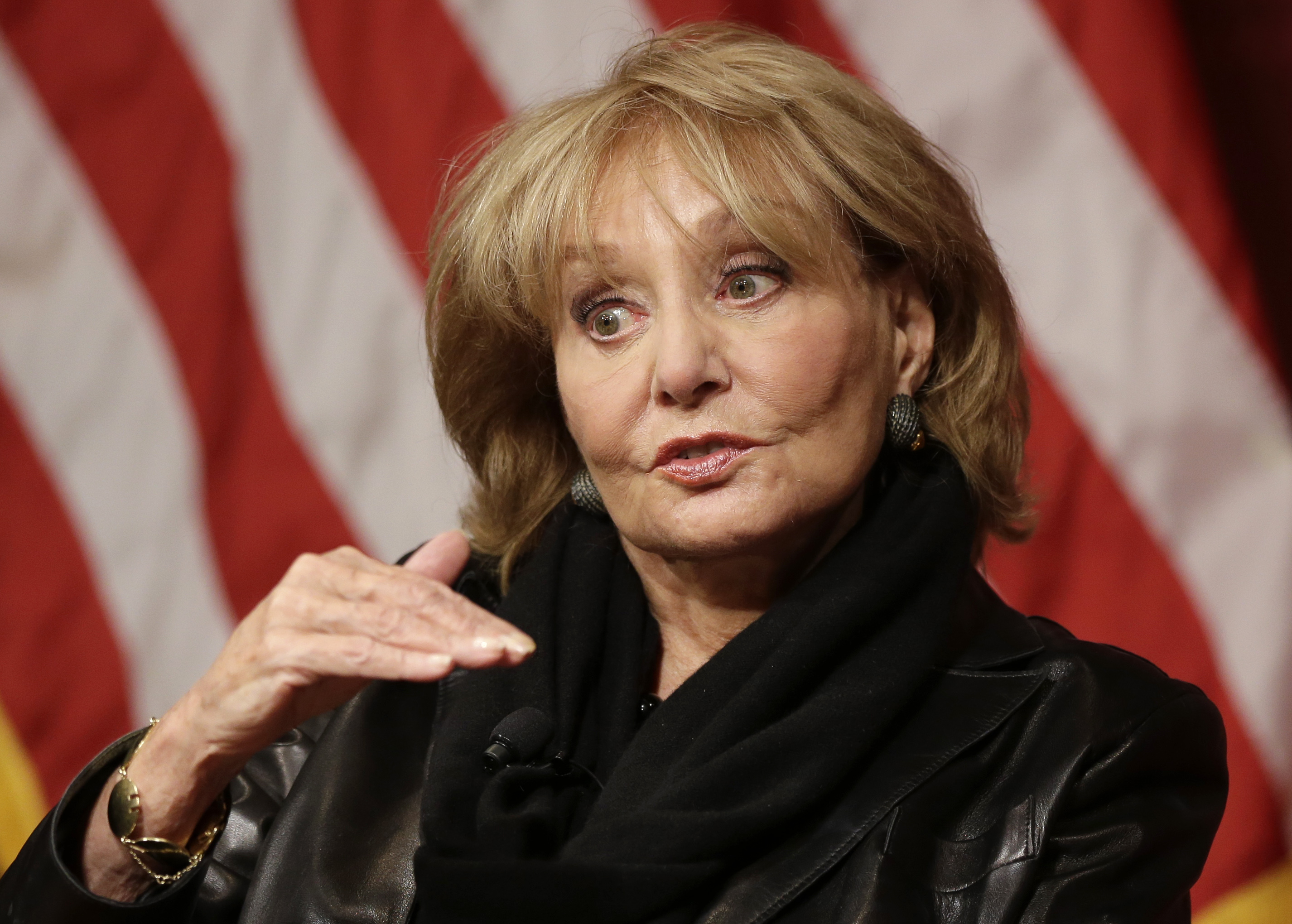 Barbara Walters making series for ID network