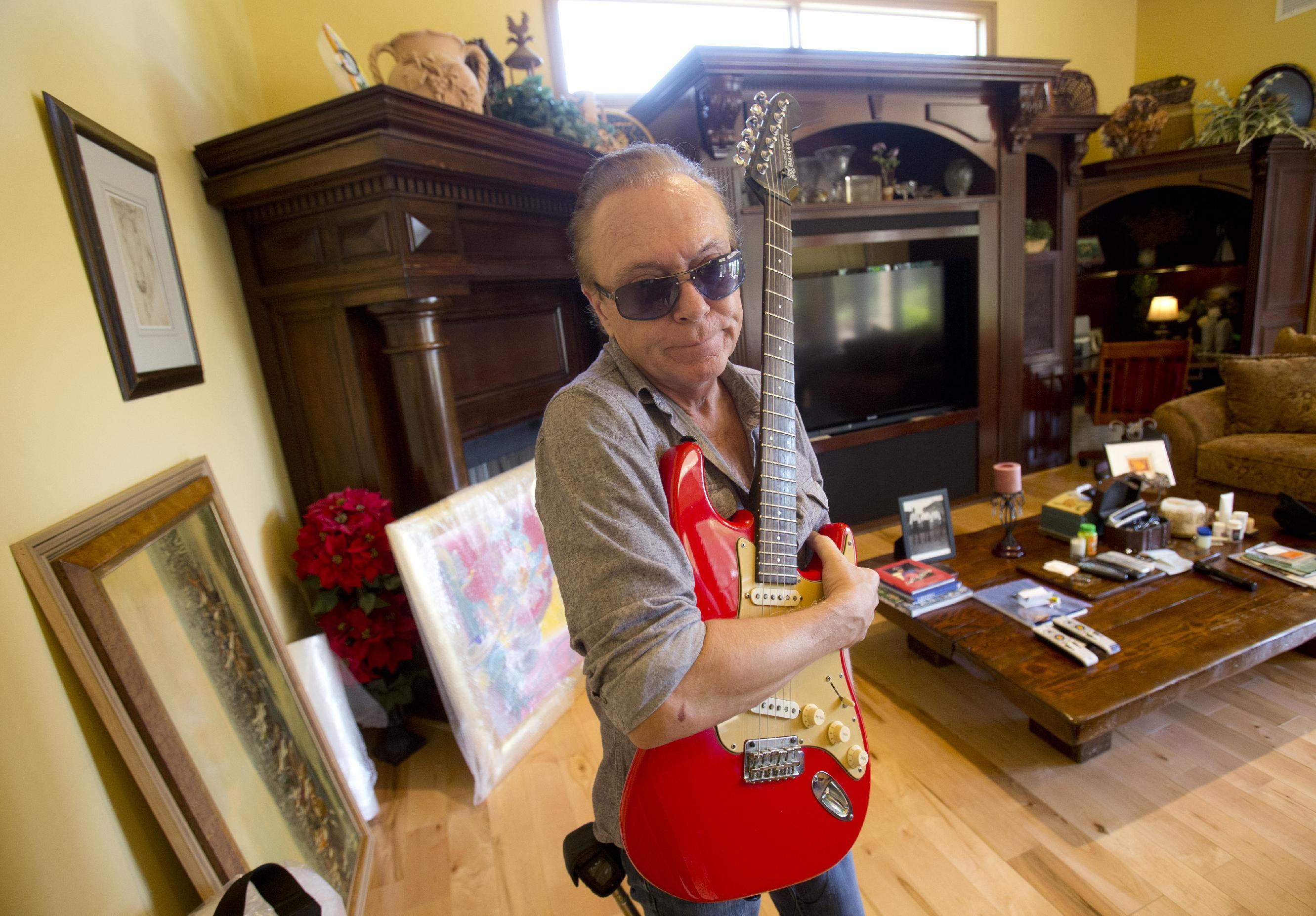 David Cassidy prepares to auction Florida mansion
