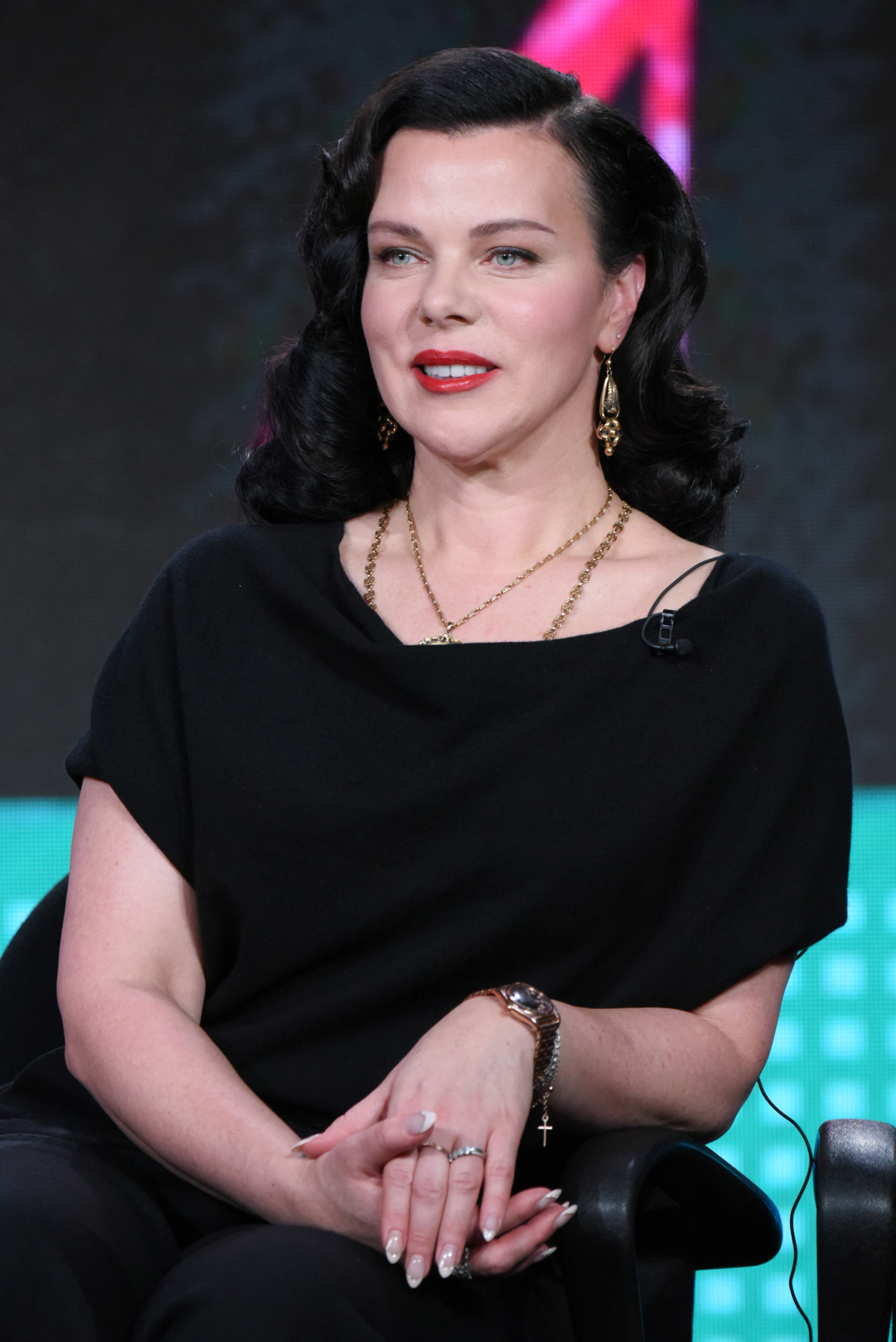With an eye to Tuscany, Debi Mazar plots culinary future