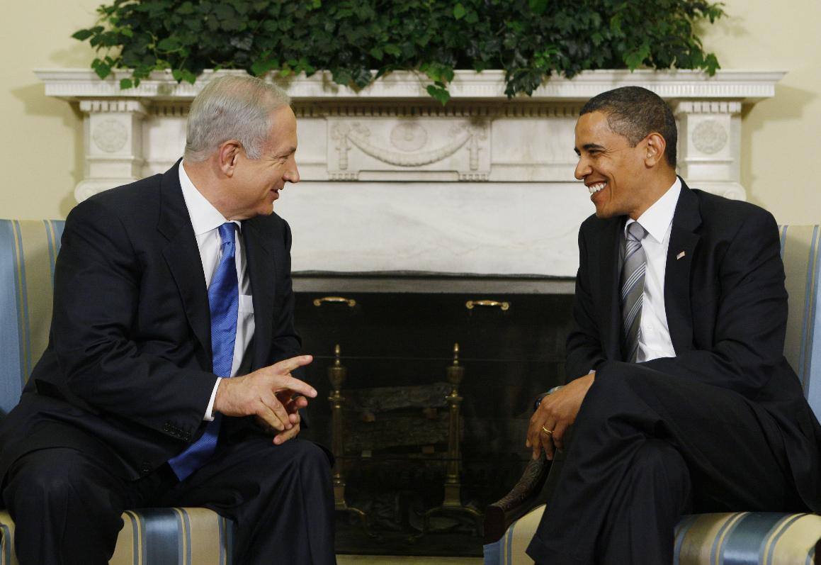 Obama, Netanyahu on collision course 6 years in the making