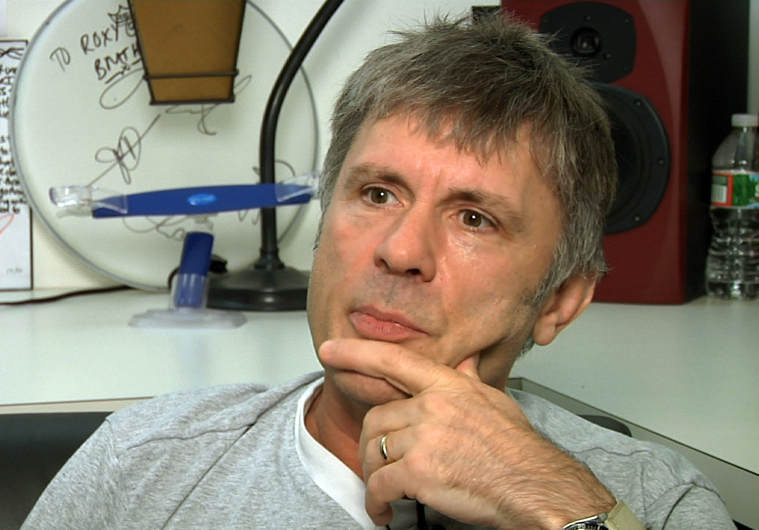 Iron Maiden frontman on cancer fight, 747 flight