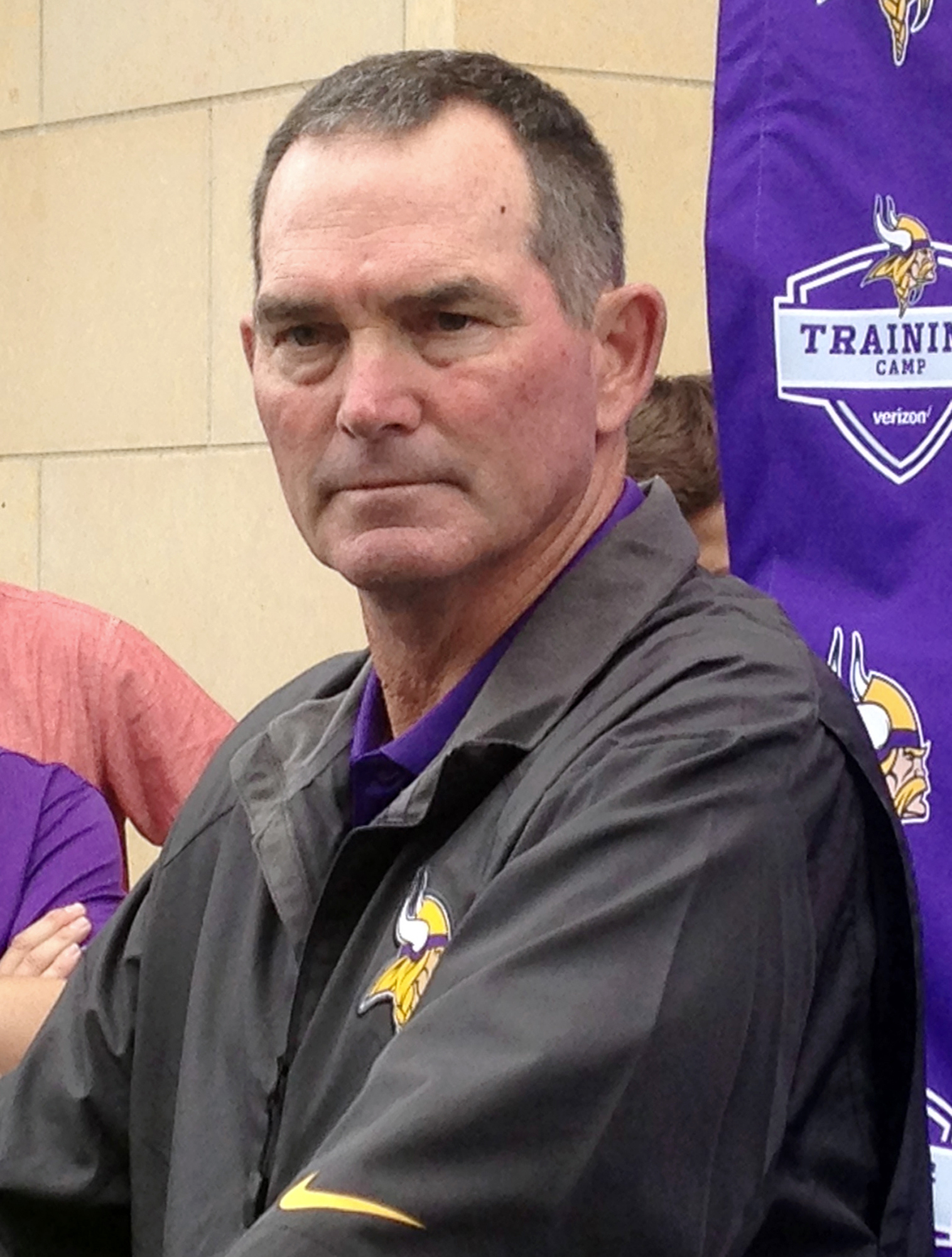 Vikings give coach Mike Zimmer a contract extension