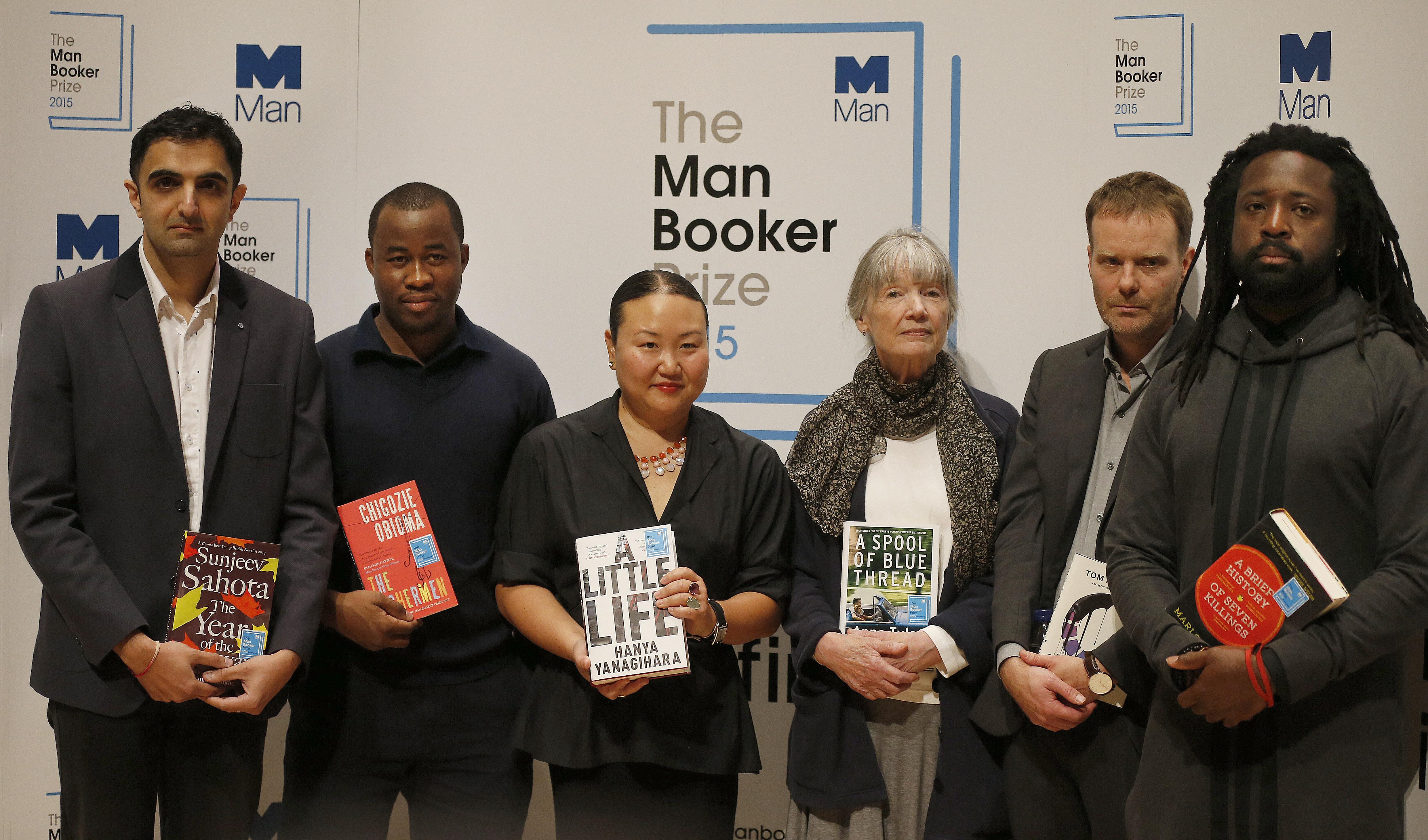 US writer Hanya Yanagihara favorite for Booker Prize
