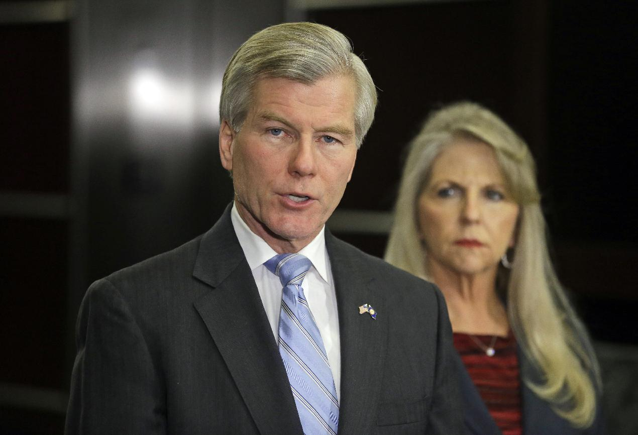 Trial reveals Bob McDonnell's wife had 'crush' on CEO