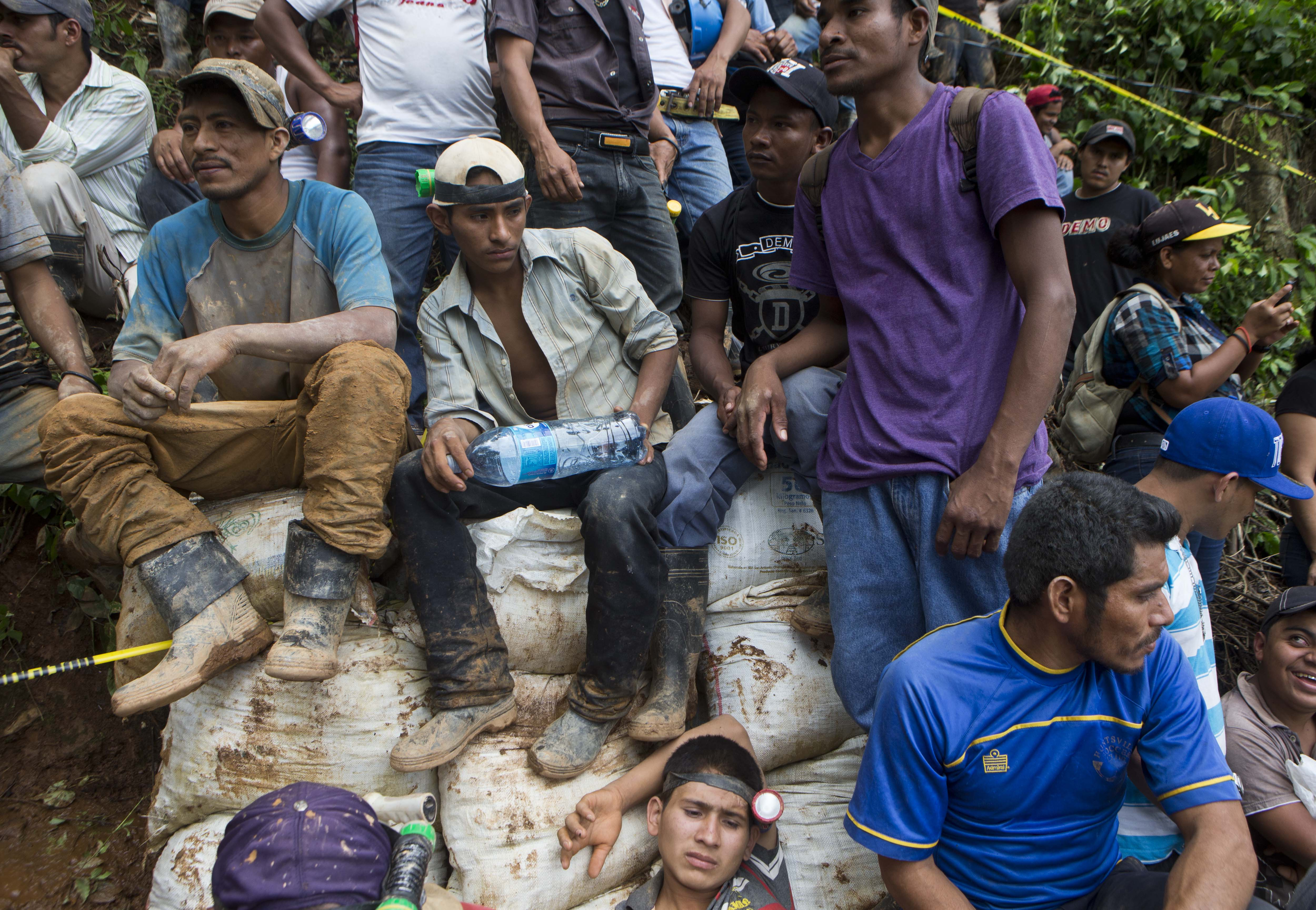 11 of 24 trapped gold miners rescued in Nicaragua