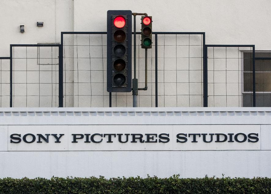 Sony saga blends foreign intrigue, star wattage