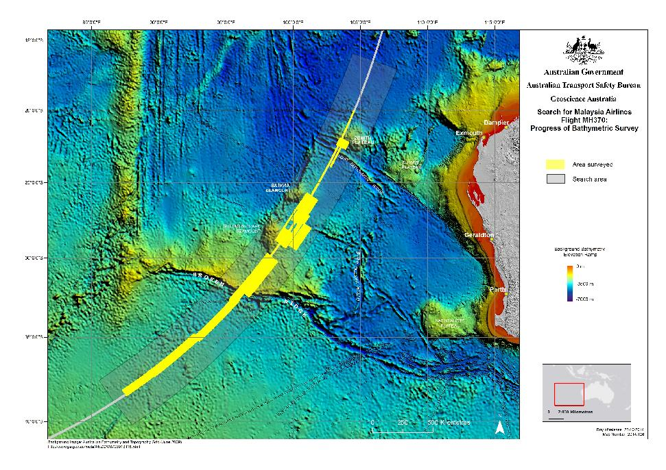 Hunt for missing MH370 flight to take many more months