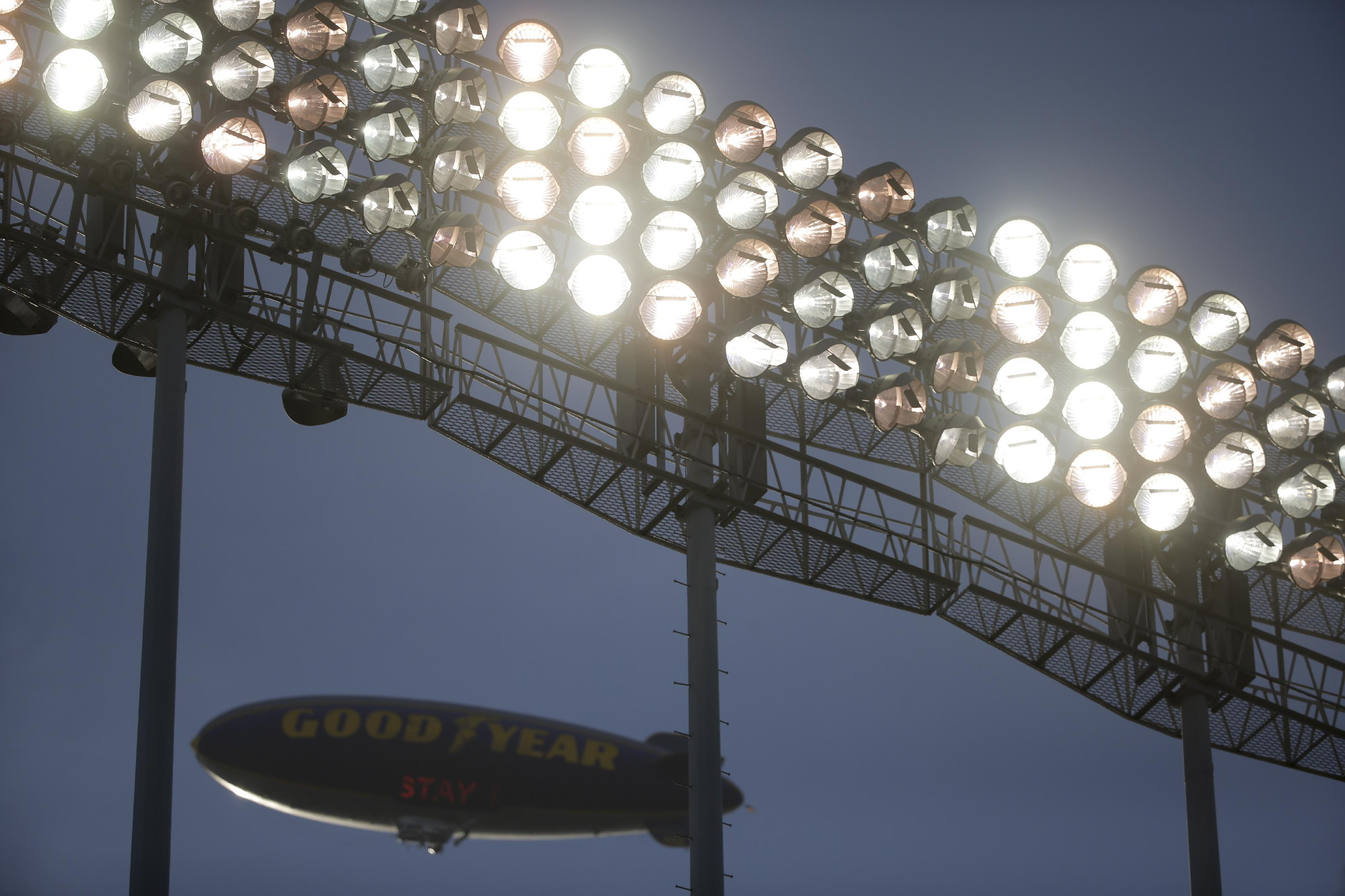Goodyear retiring blimps, rolling out new cigar-shaped craft