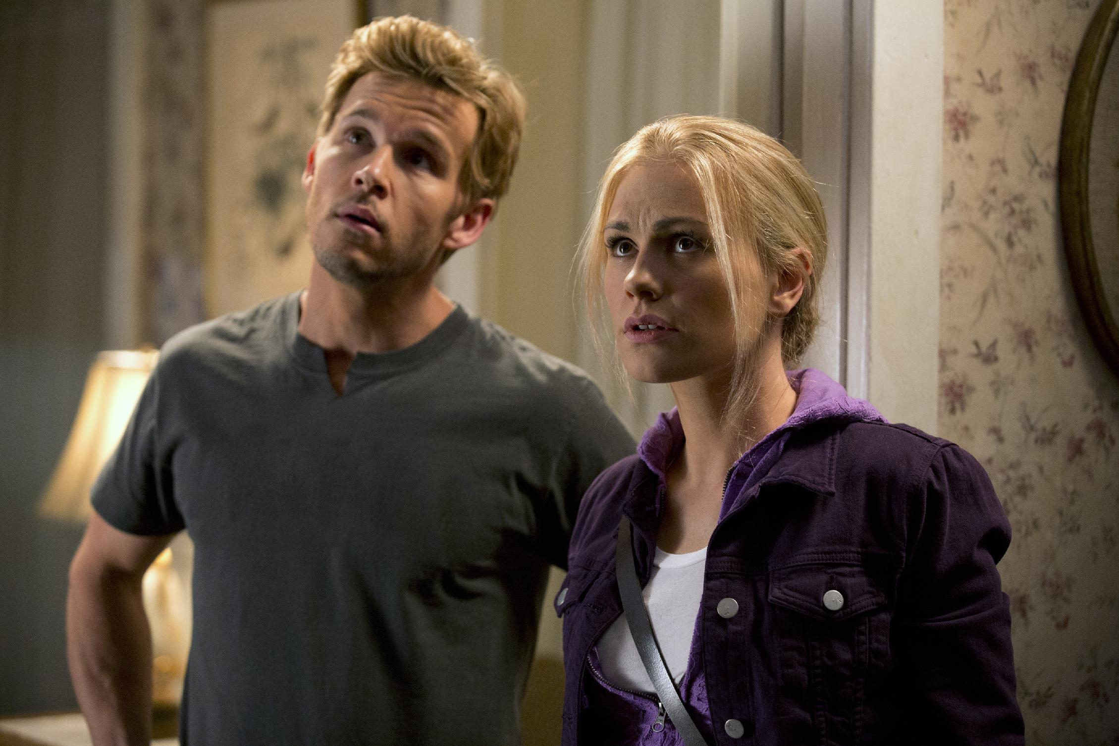 Ryan Kwanten and Anna Paquin of HBO's 'True Blood' (John P. Johnson/HBO)