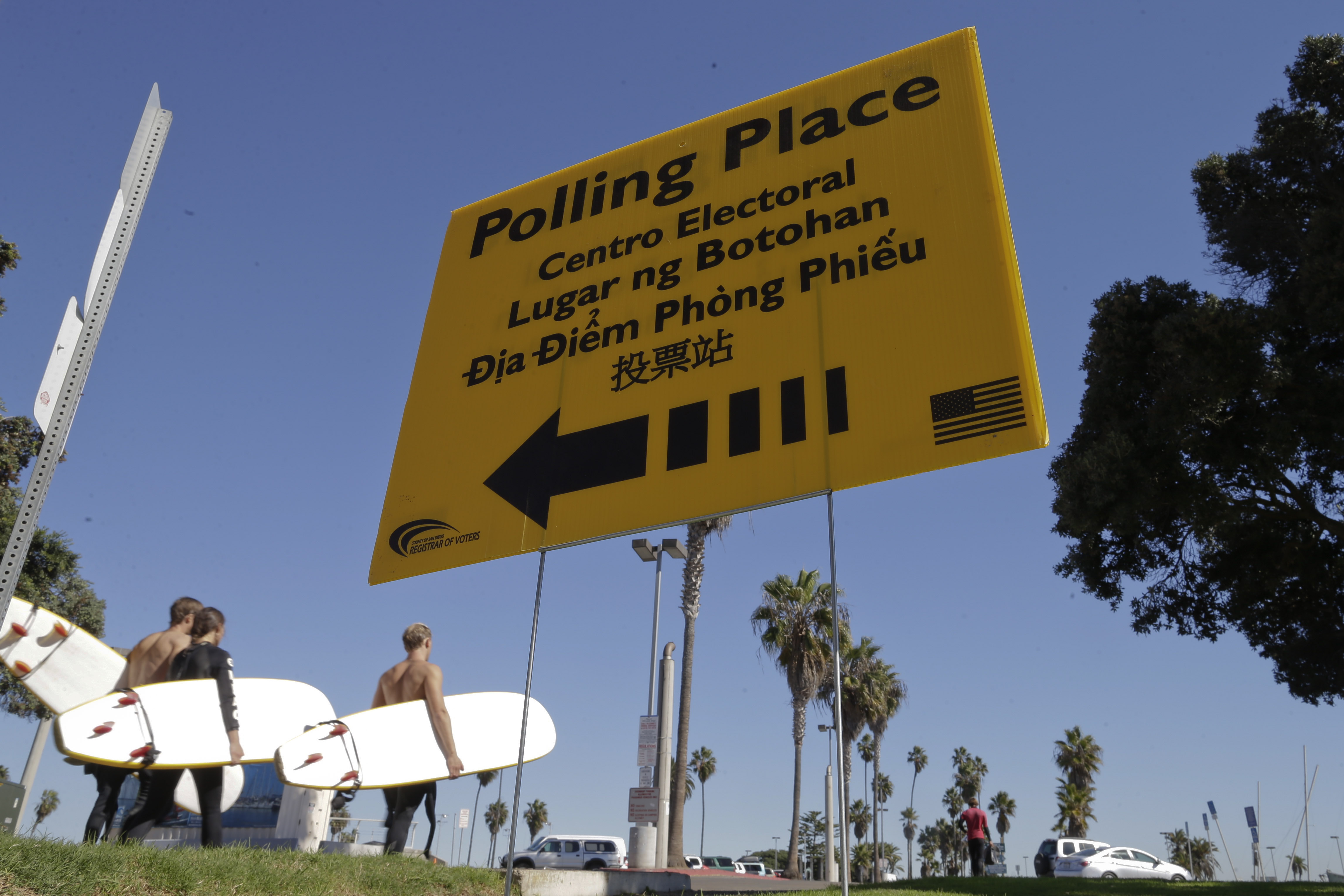 L.A. looking to 2016 to end the Bay Area's lock on California politics
