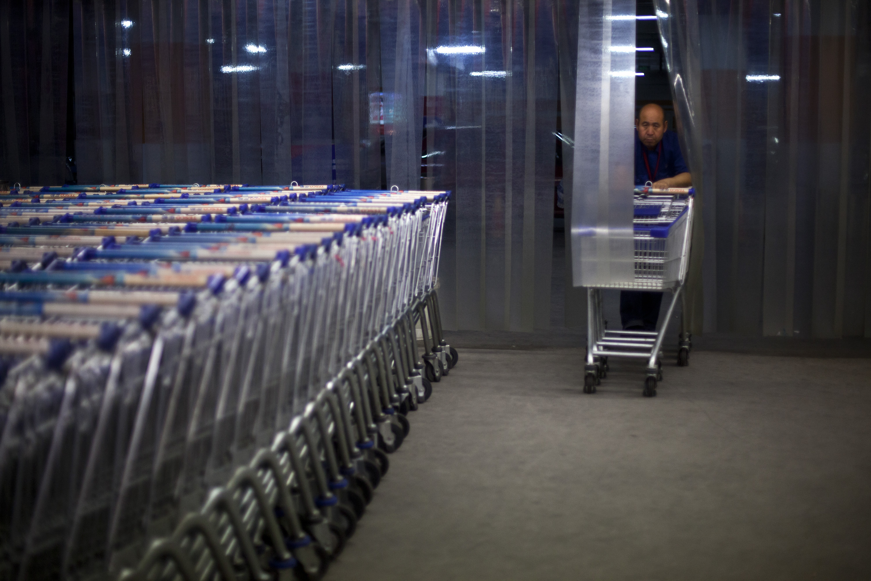 with slower growth, china can't play economic hero