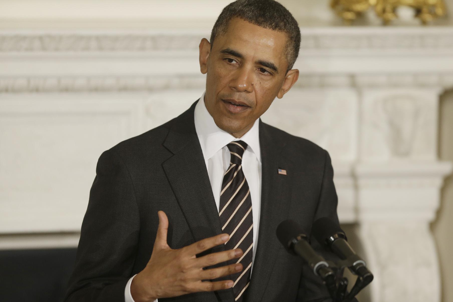 obama memperingatkan risiko atas ketidakpastian anggaran dipotong