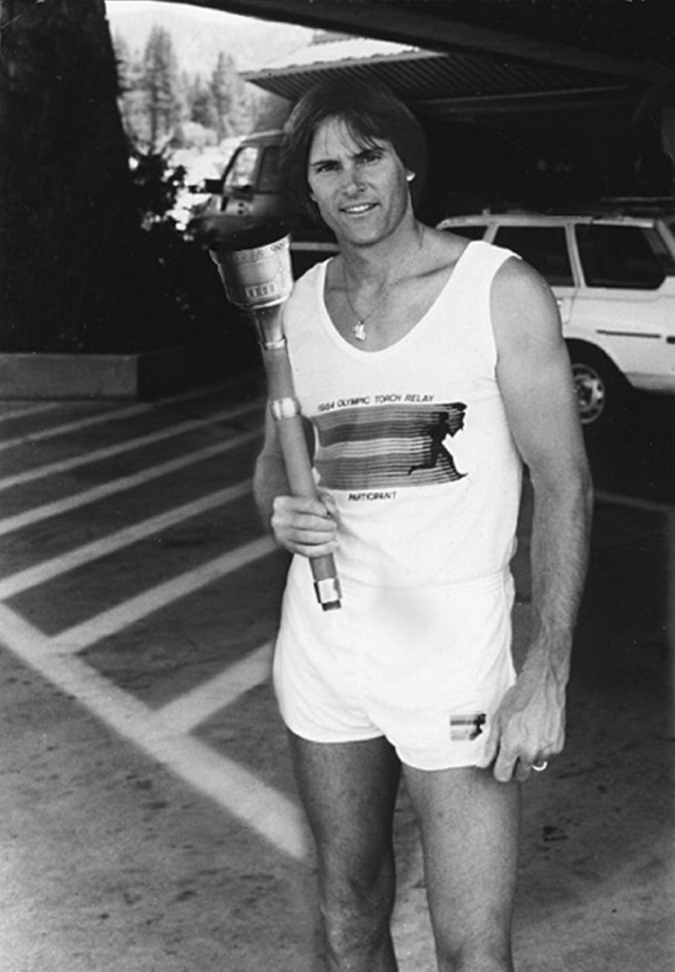 Jenner Olympic Torch fetches $24,000 at auction