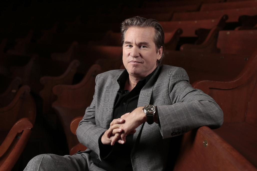 Rep: Val Kilmer undergoing tests for a tumor