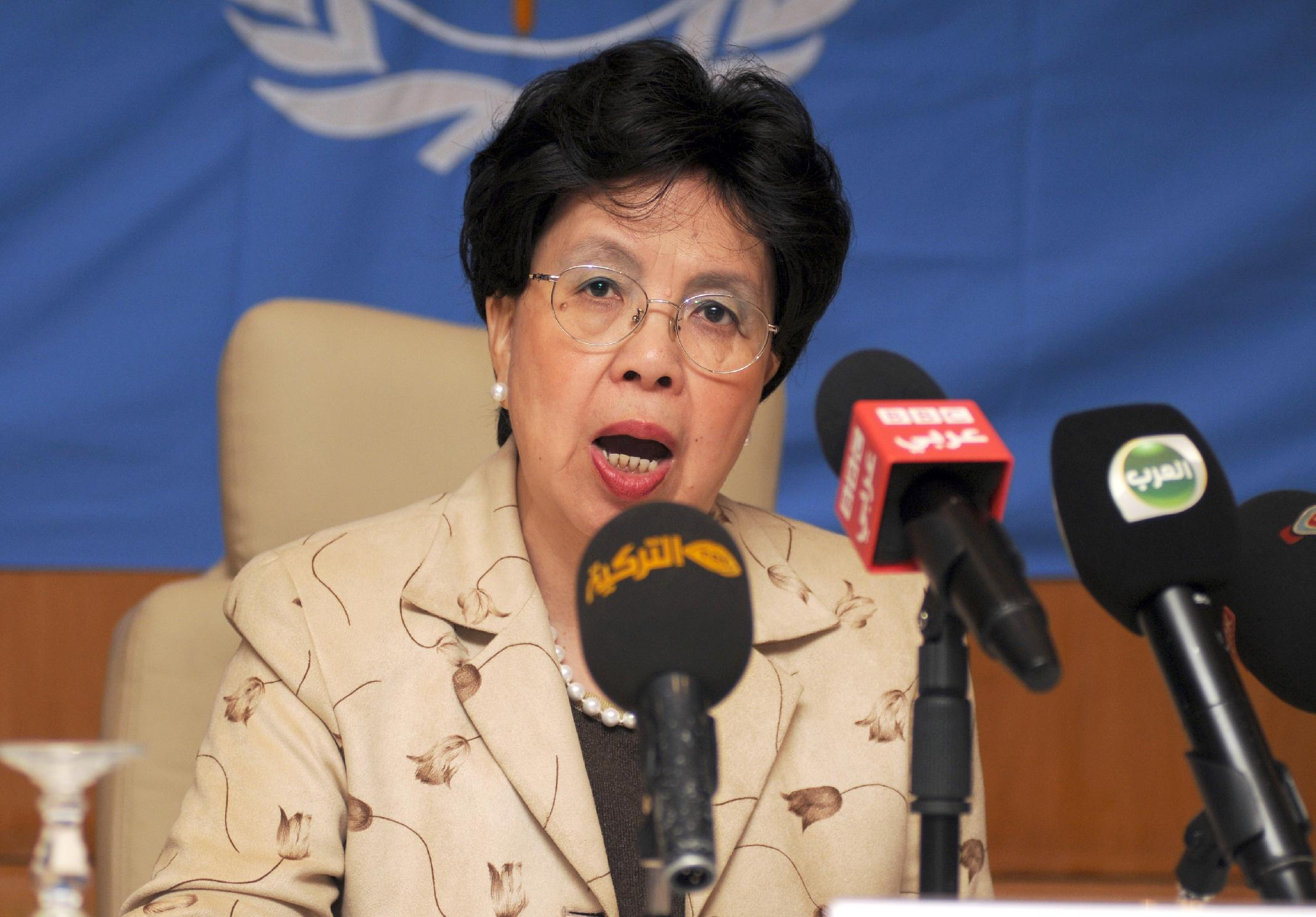WHO chief promises transparency on Ebola failures