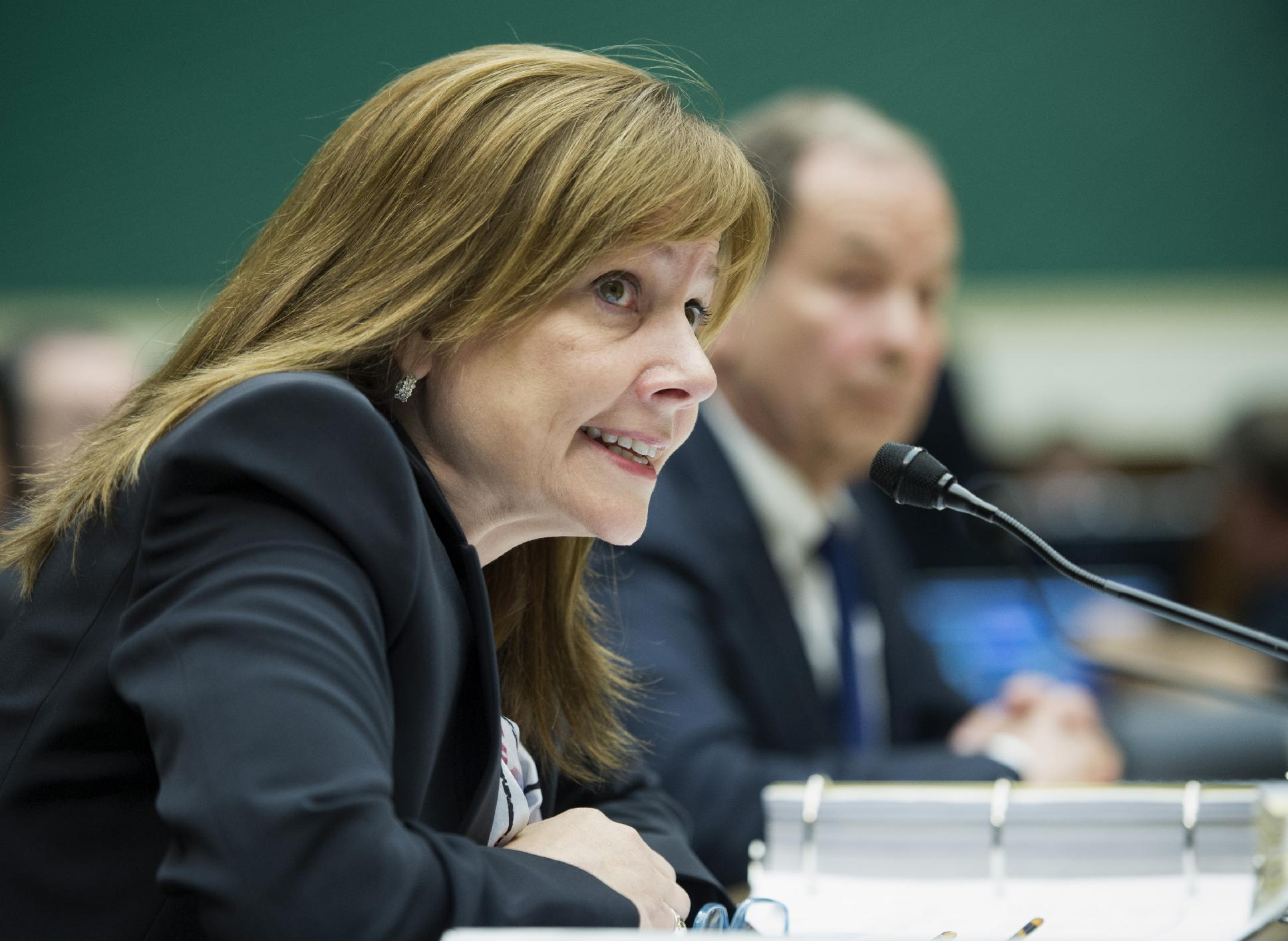 General Motors CEO Mary Barra testifies on Capitol …