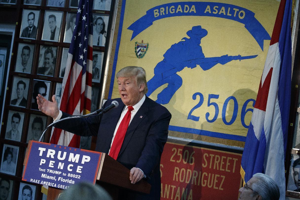 Trump: 'No interest' in Trump TV; campaign debuts show