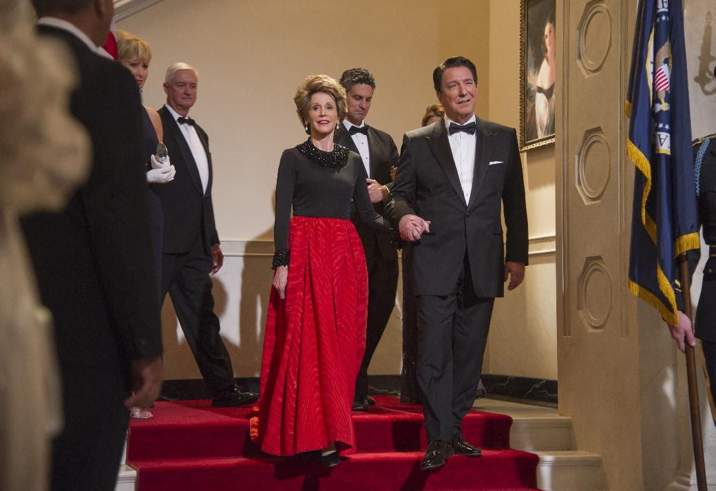 Jane Fonda, center left, in 'The Butler' (Photo: The Weinstein Company)