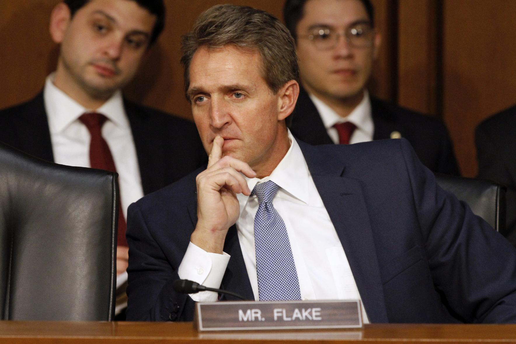 This senator is the GOP's anti-Trump