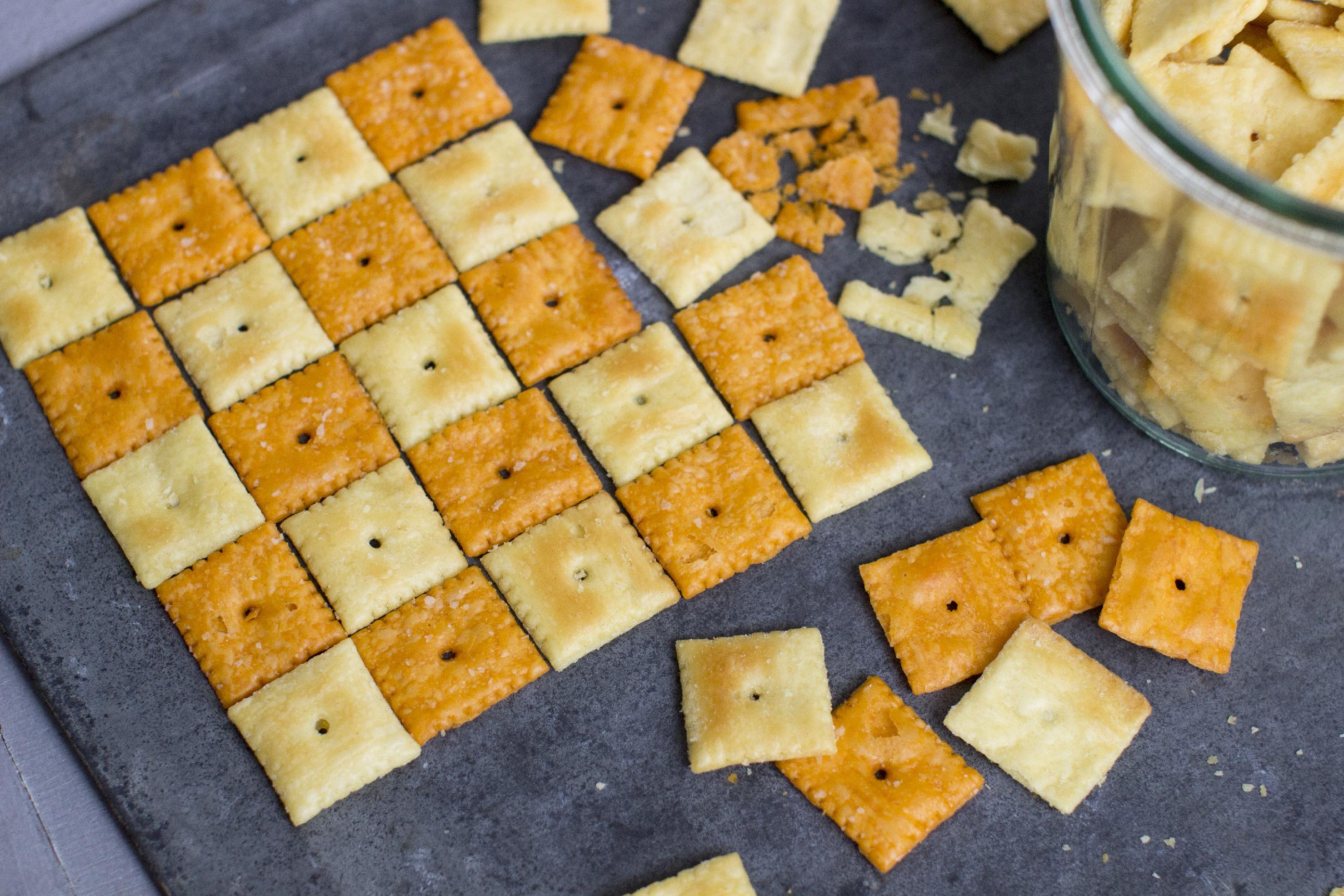 Fans go crackers for crazy Cheez-It creations