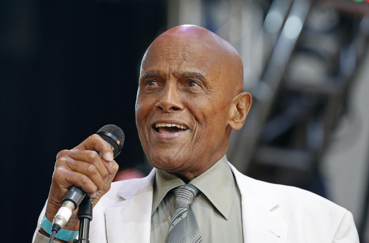 Harry Belafonte weighs in on Nate Parker and his new film