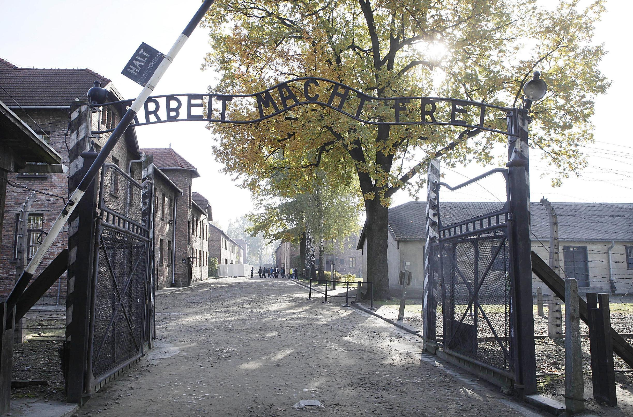Auschwitz museum asks Germans, Austrians to donate items