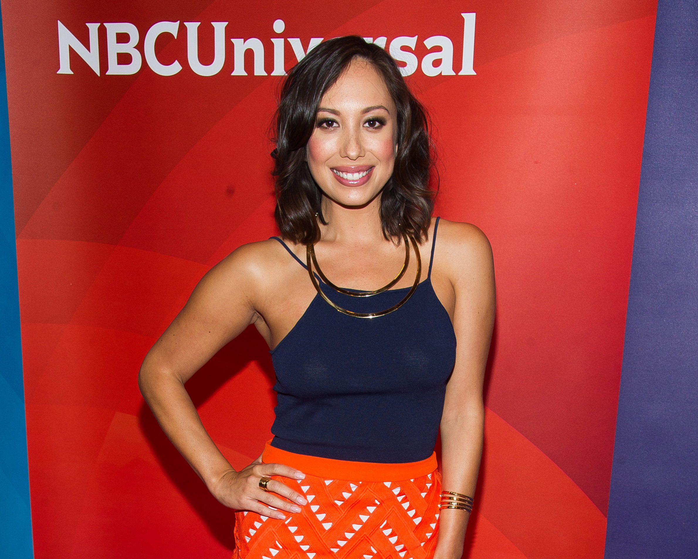 Cheryl Burke becomes 3rd Miss USA co-host to drop out