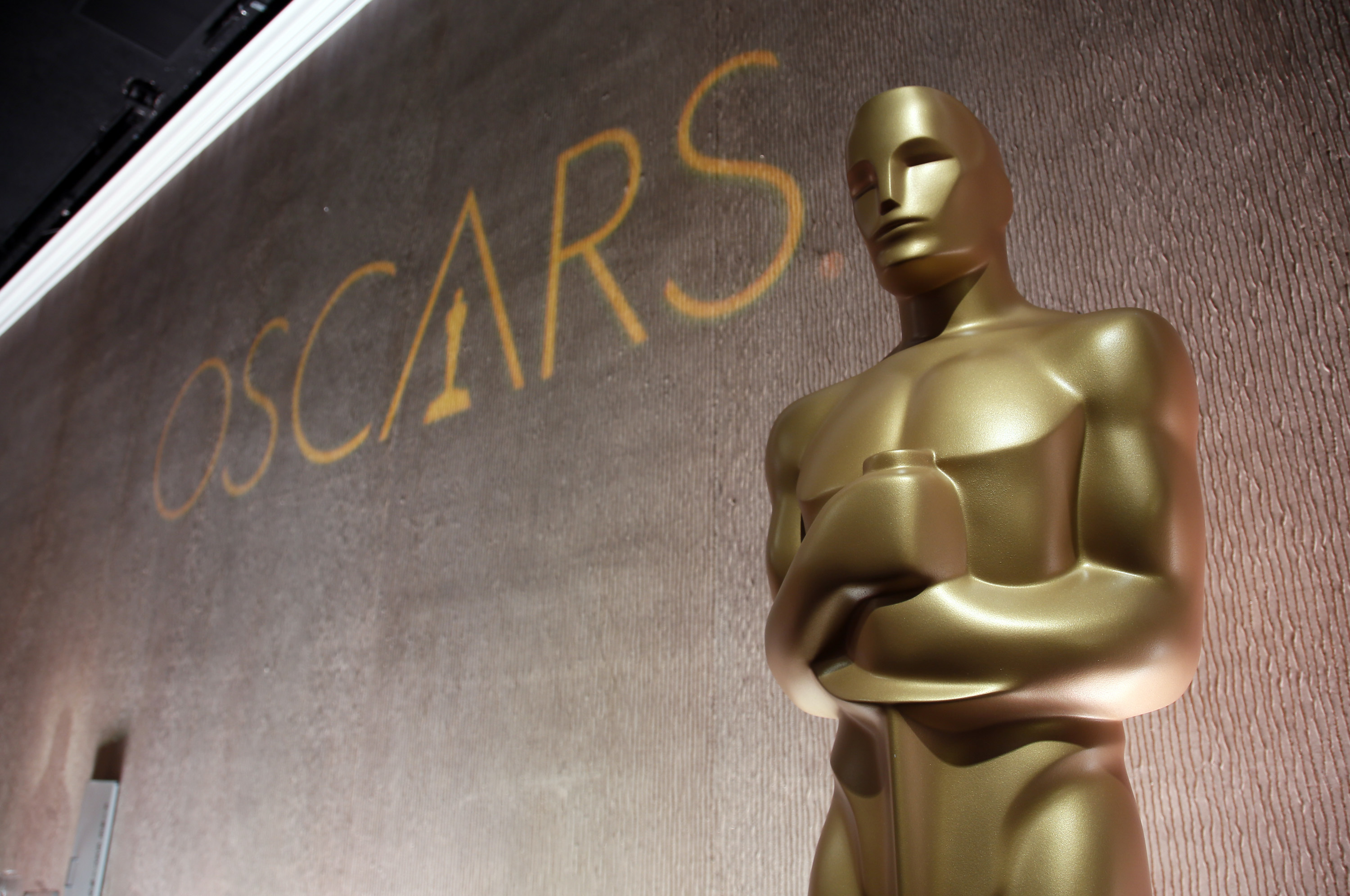 The Latest: Oscars give 7 actors their first nominations