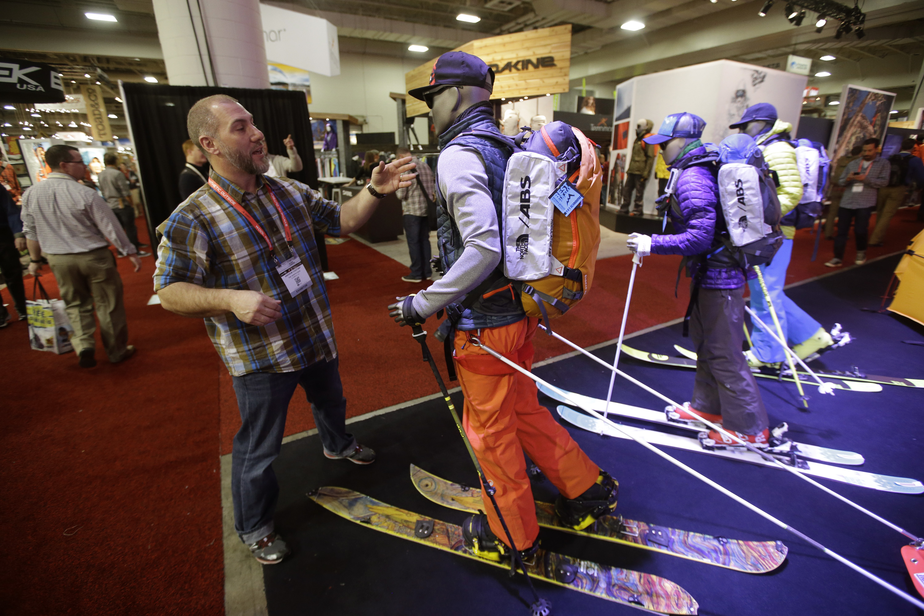 Technology improves avalanche gear for backcountry skiers