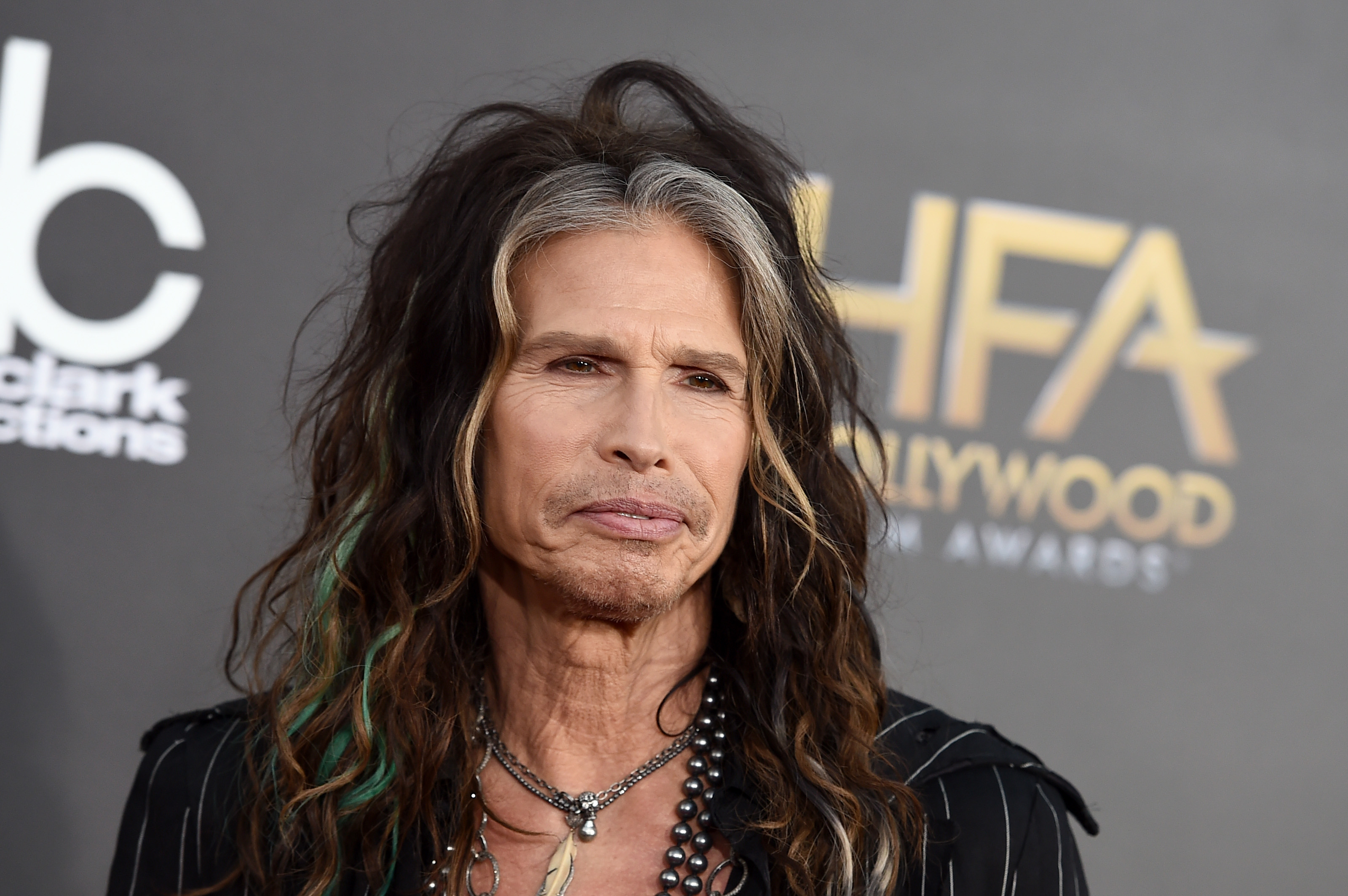 Steven Tyler headlines Rolling Stone party on Super Bowl eve