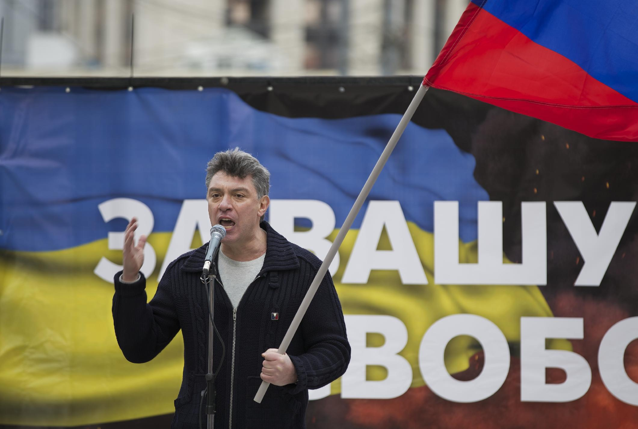 Who was Boris Nemtsov and why was he murdered?