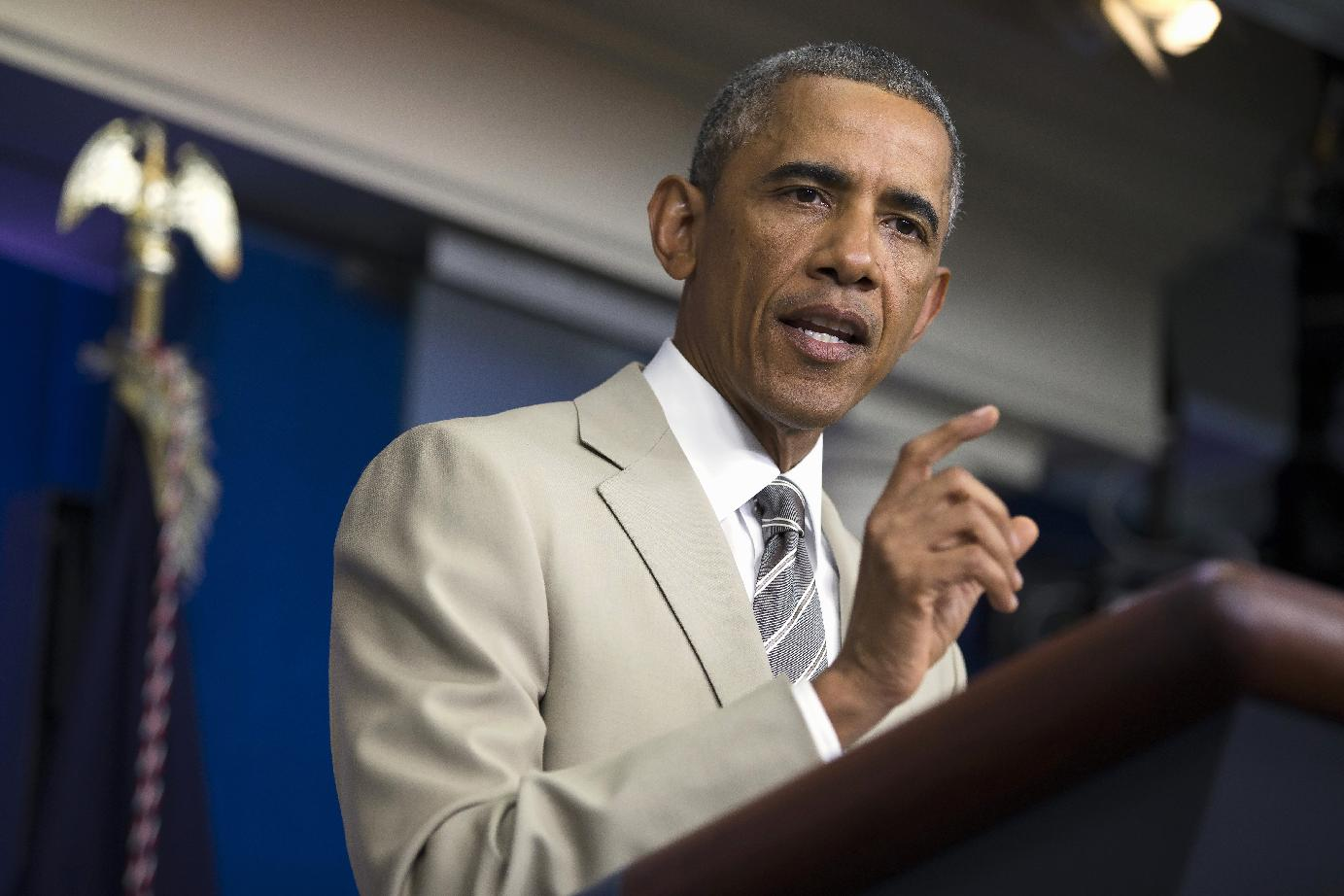 Obama seeking allies for fight against extremists