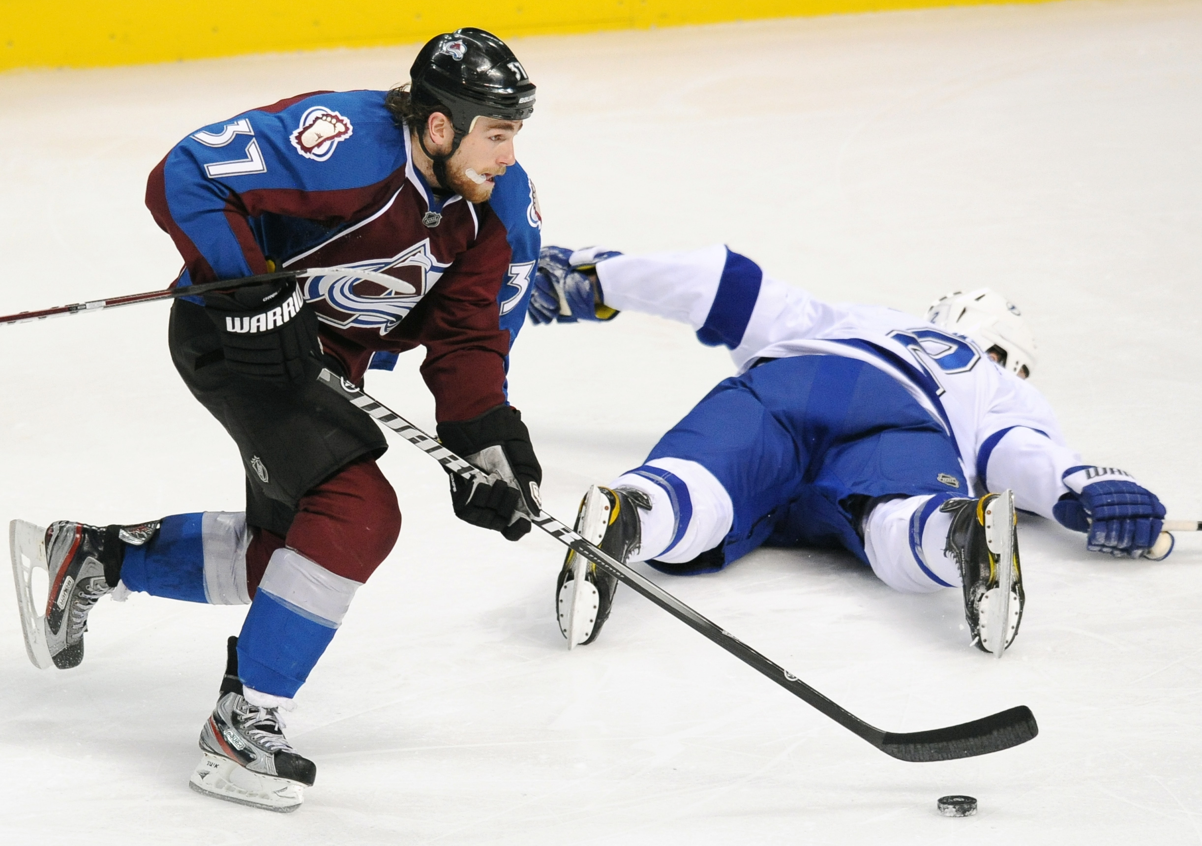It might be best for everyone involved if the Avs trade Ryan O'Reilly. (AP)